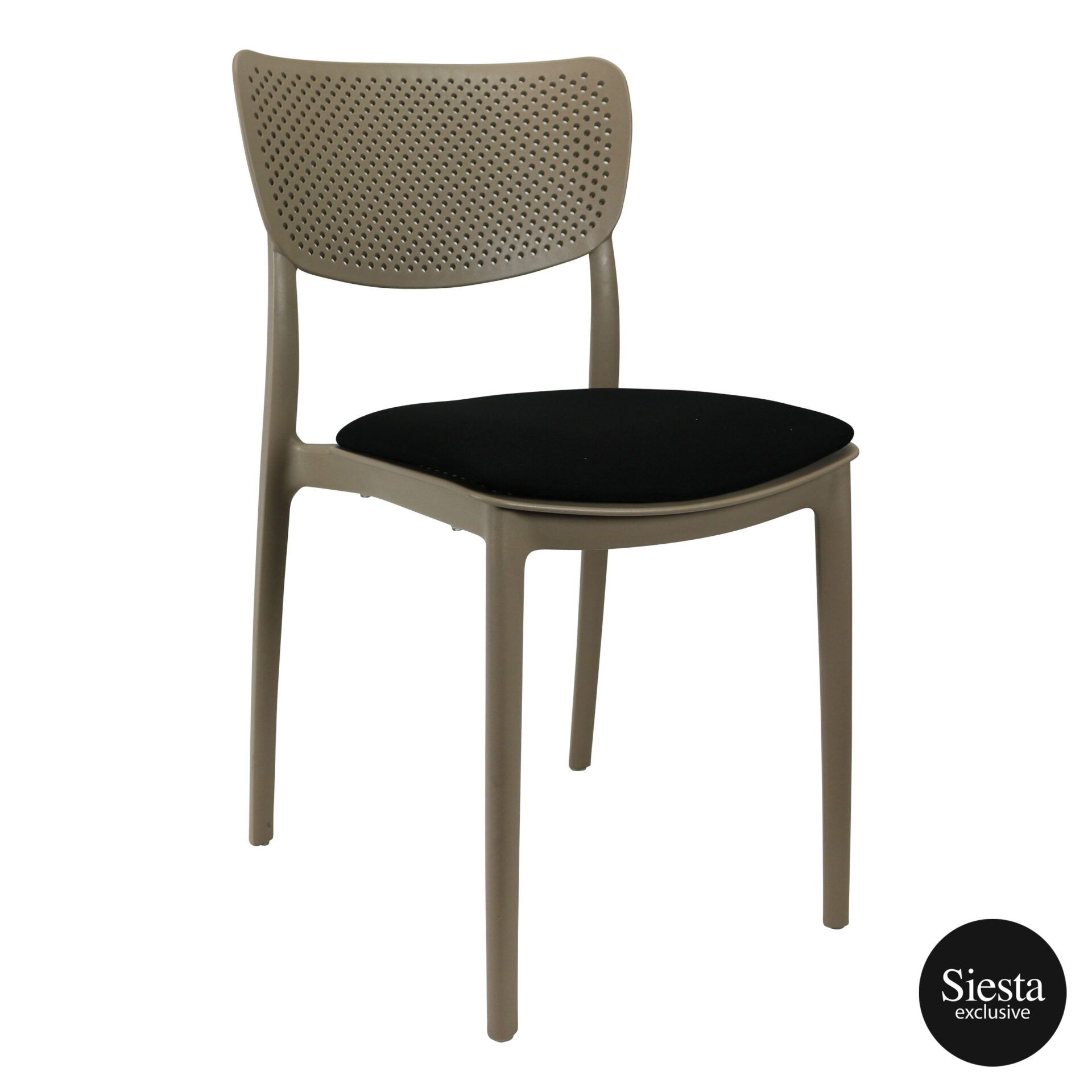 lucy chair taupe c3a