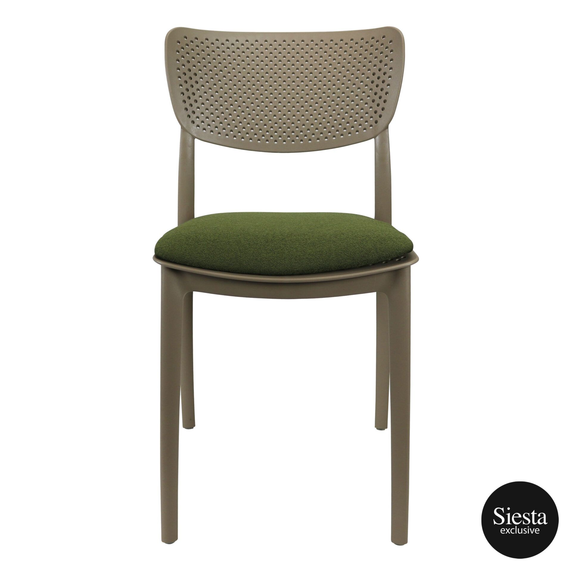 lucy chair taupe c4