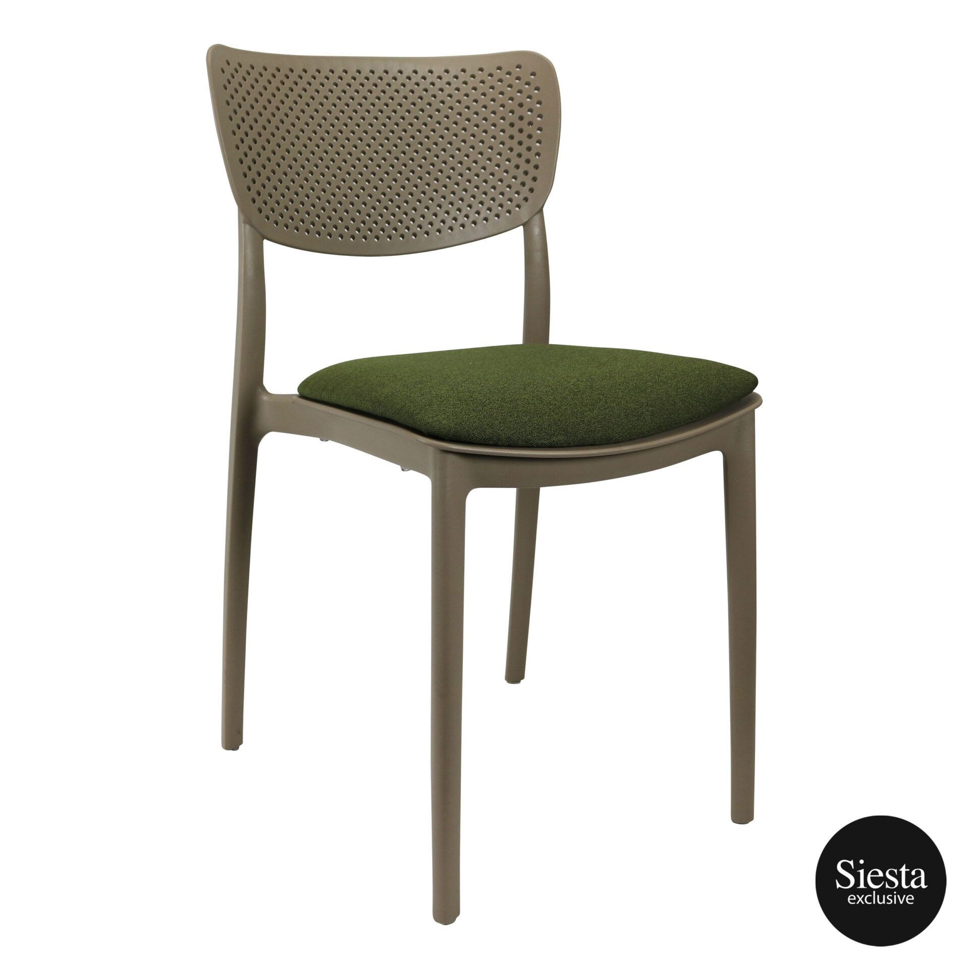 lucy chair taupe c4a