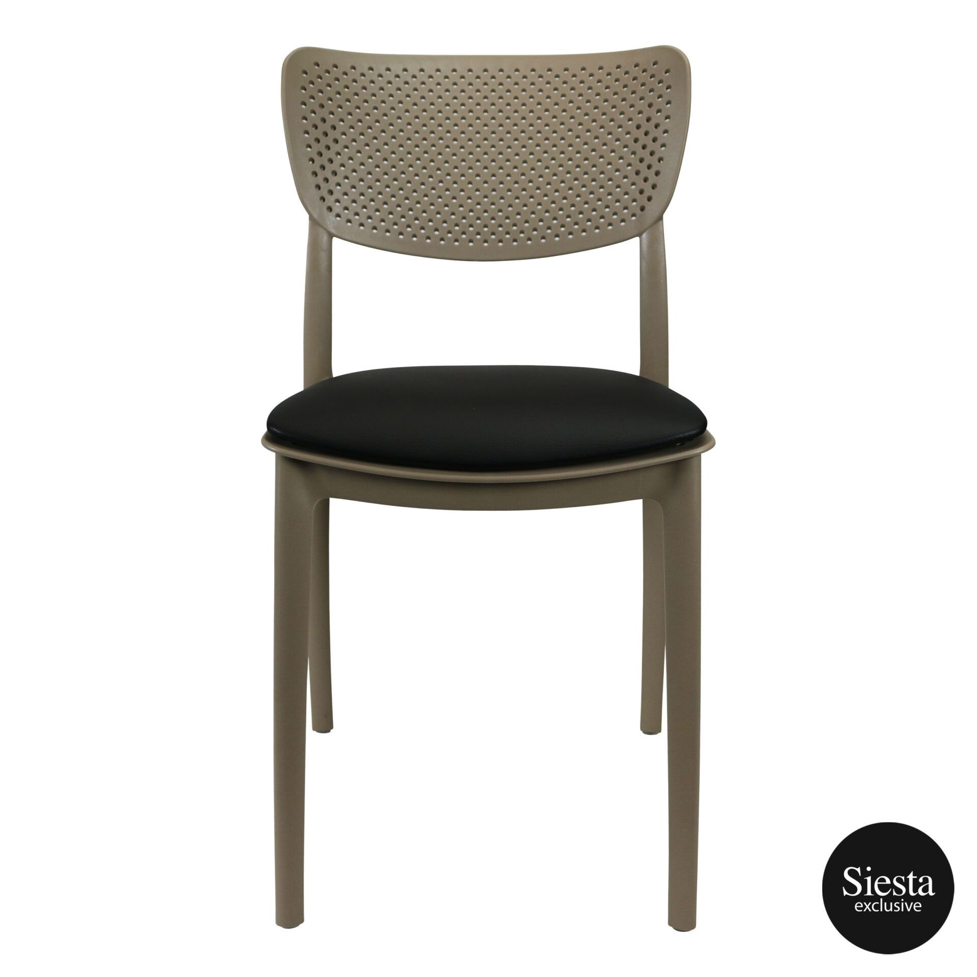 lucy chair taupe c5
