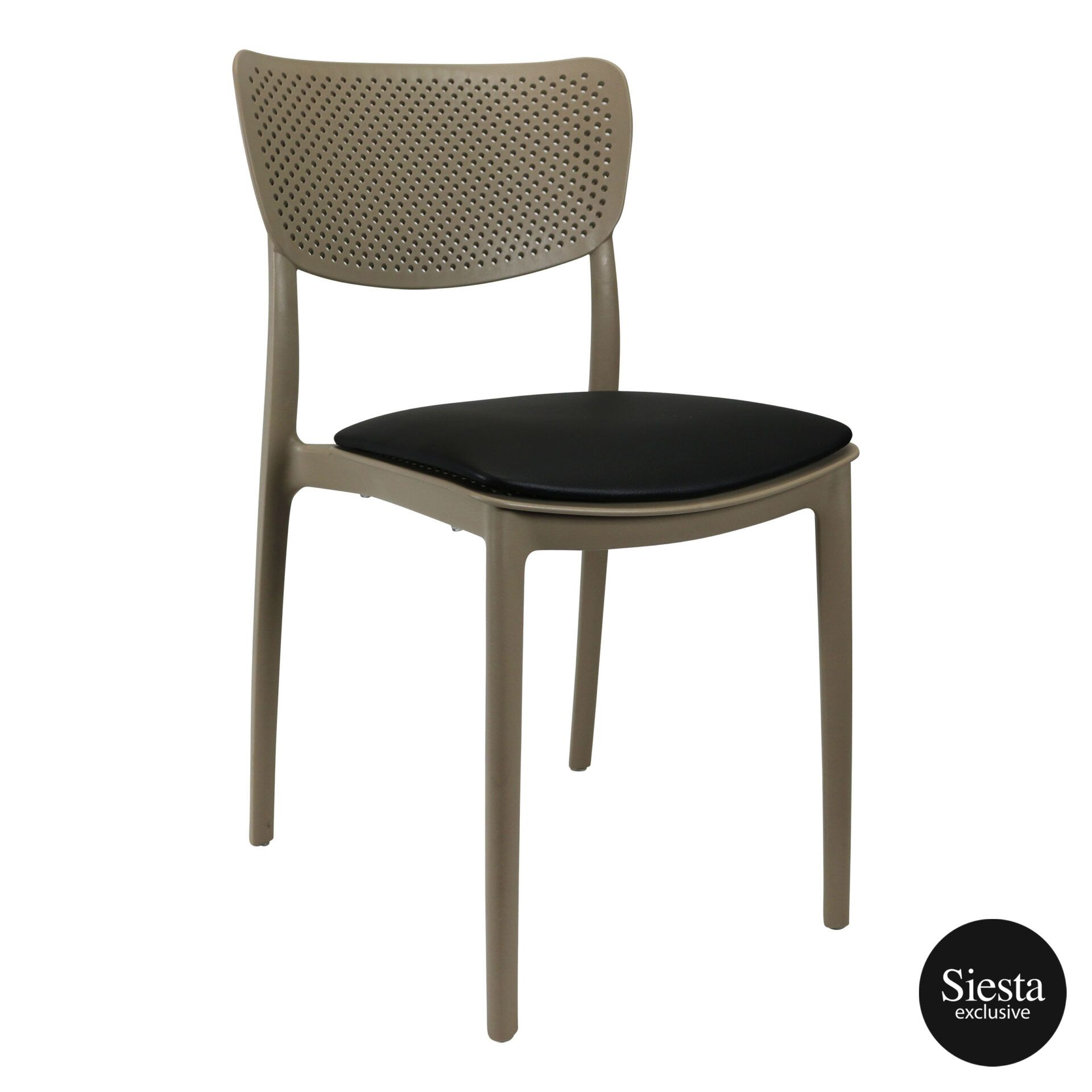 lucy chair taupe c5a