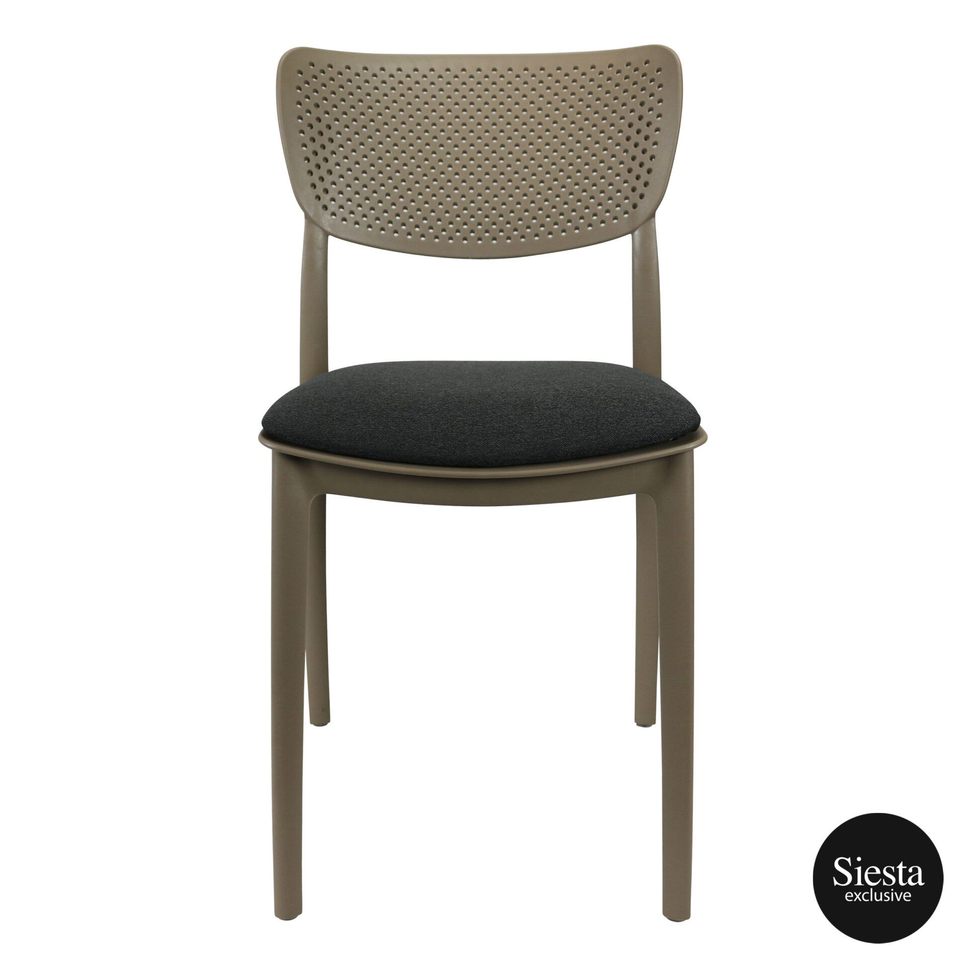 lucy chair taupe c6