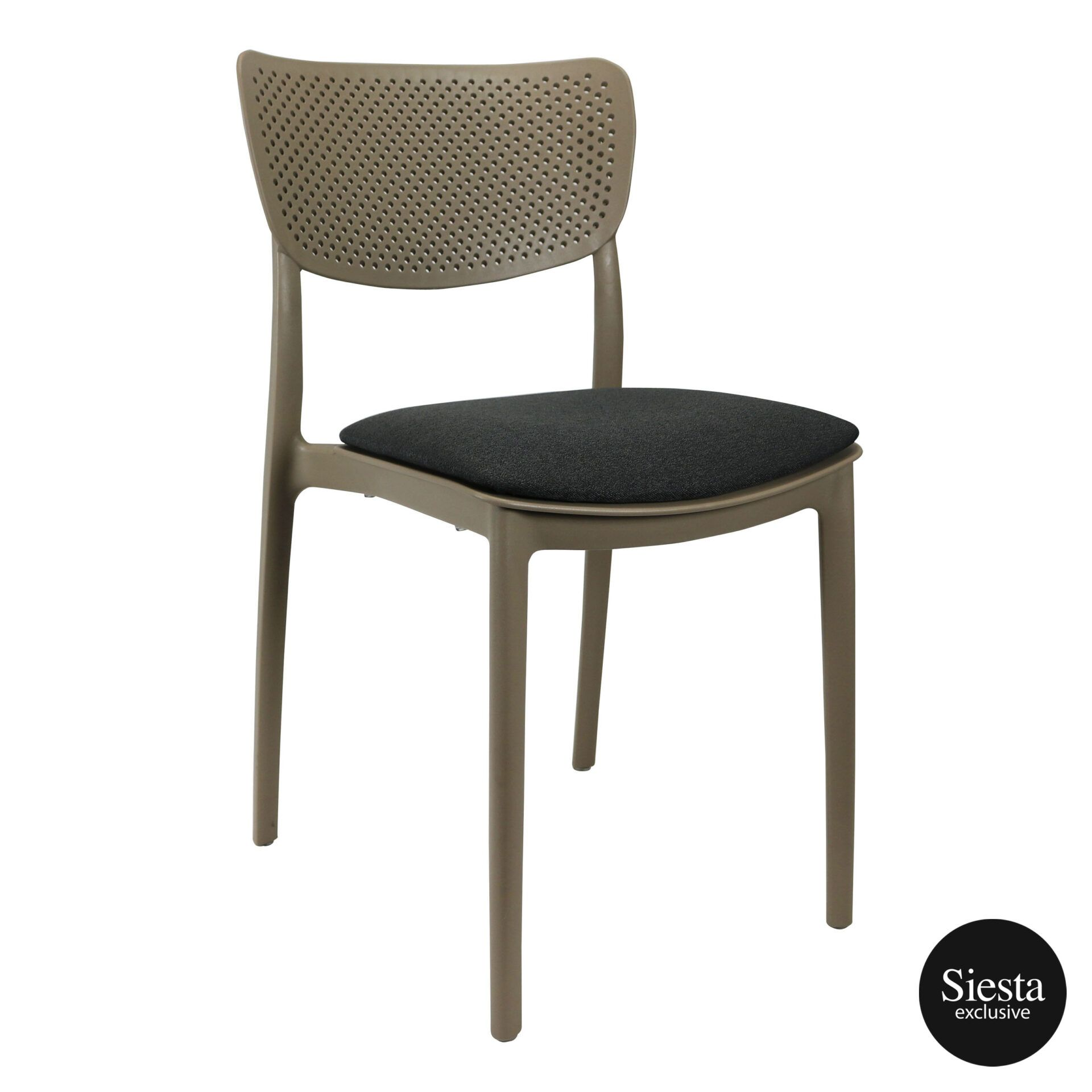 lucy chair taupe c6a