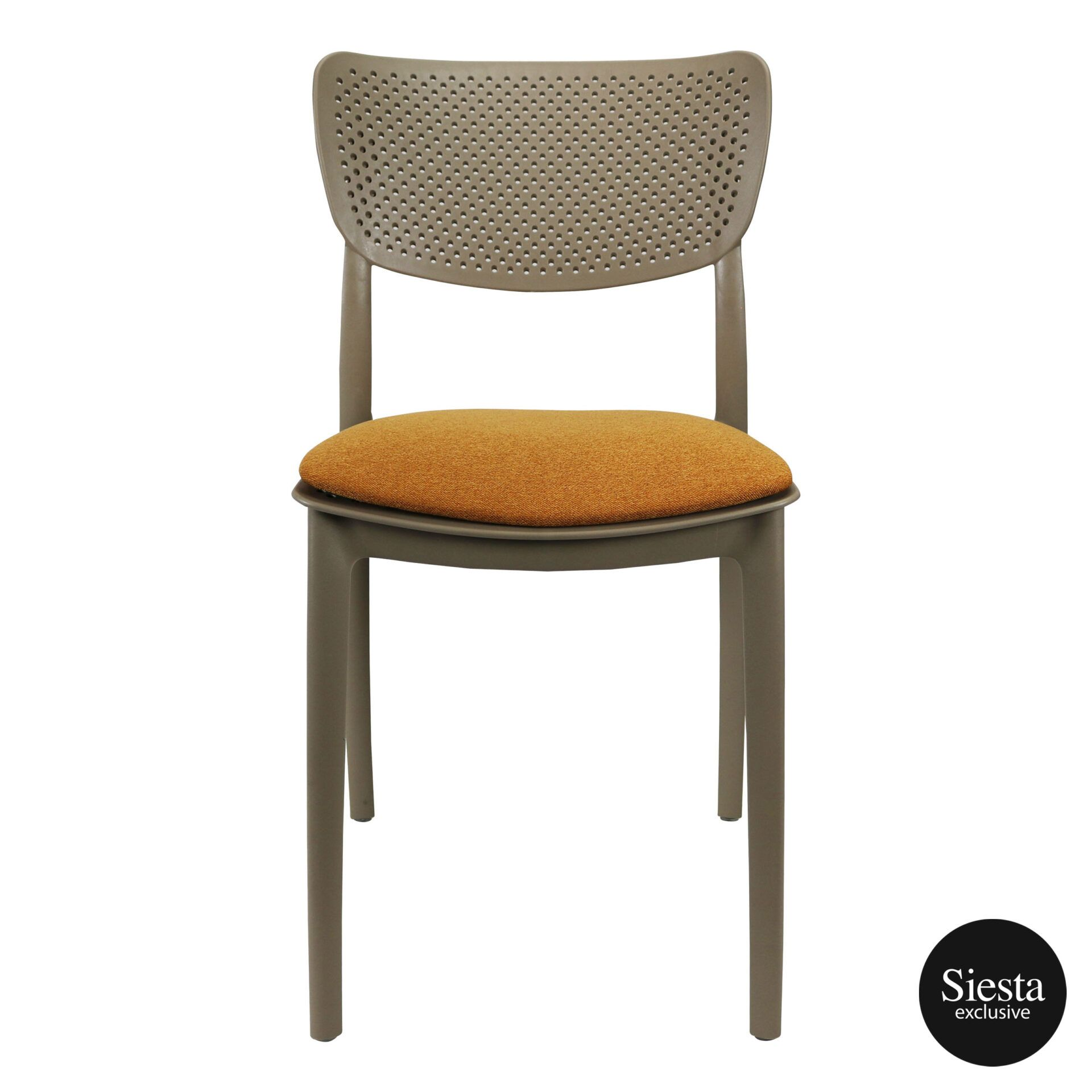 lucy chair taupe c7