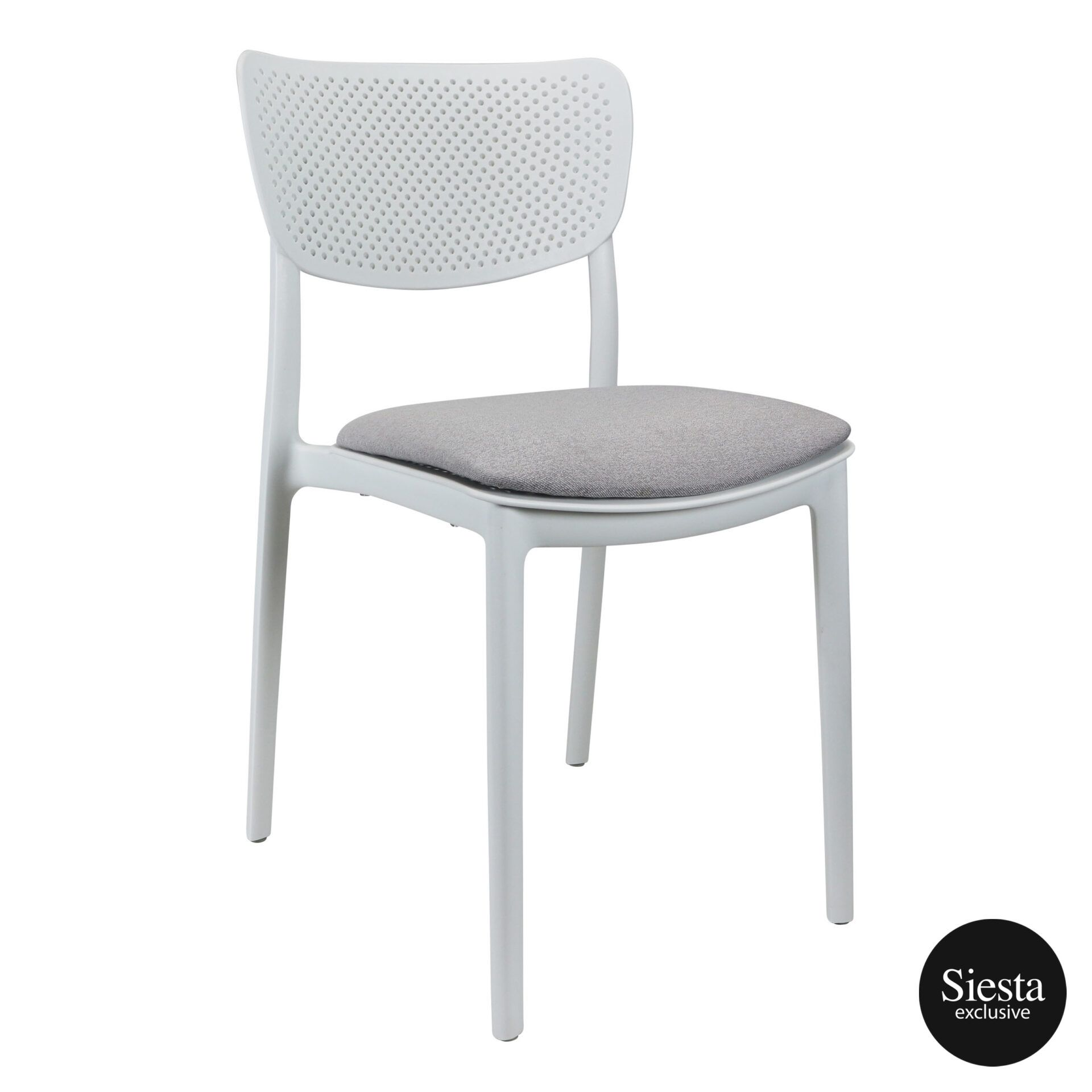 lucy chair white c1a