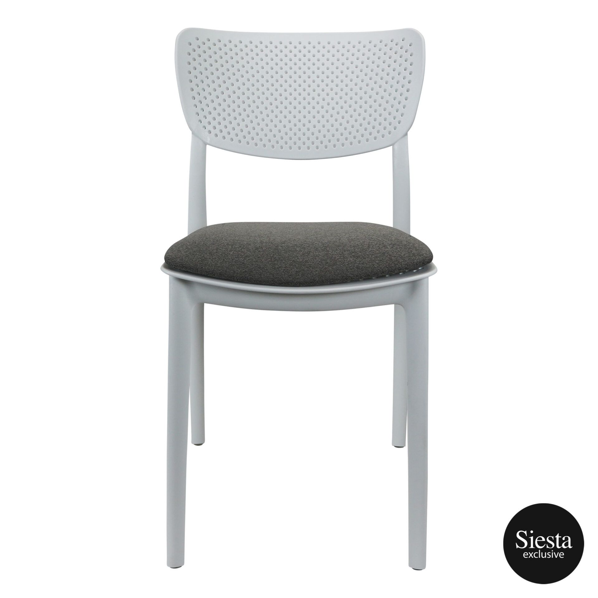 lucy chair white c2