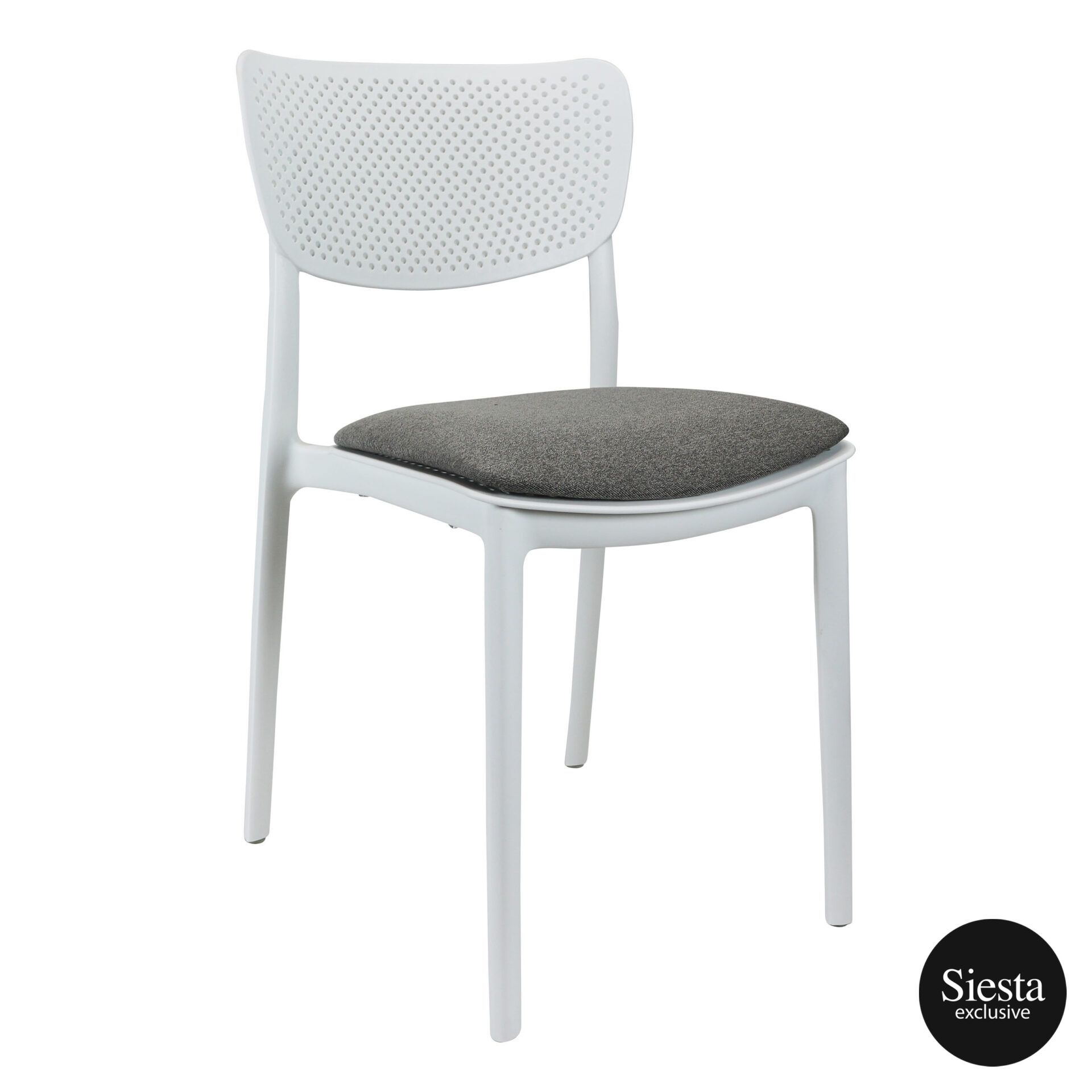 lucy chair white c2a