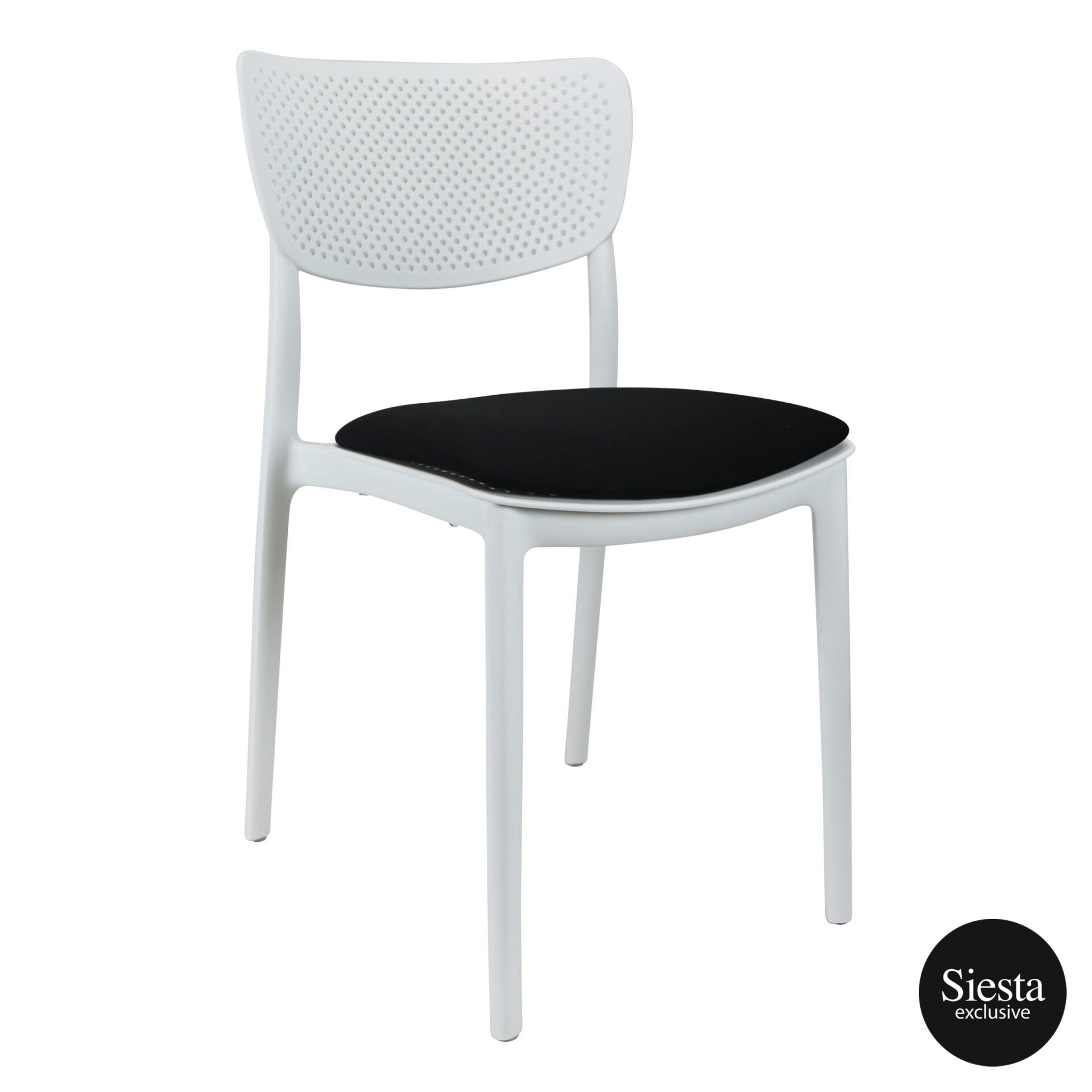 lucy chair white c3a