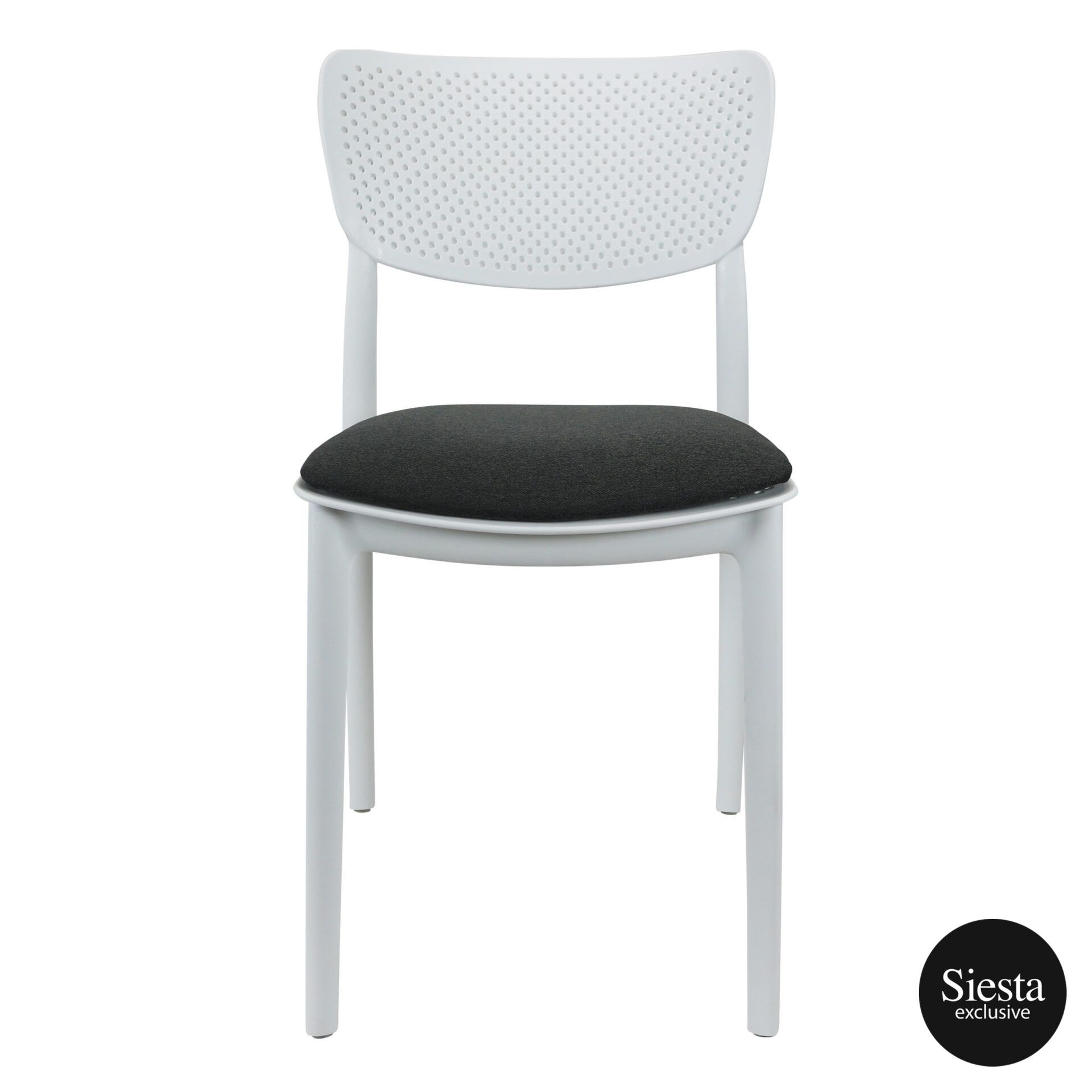 lucy chair white c6