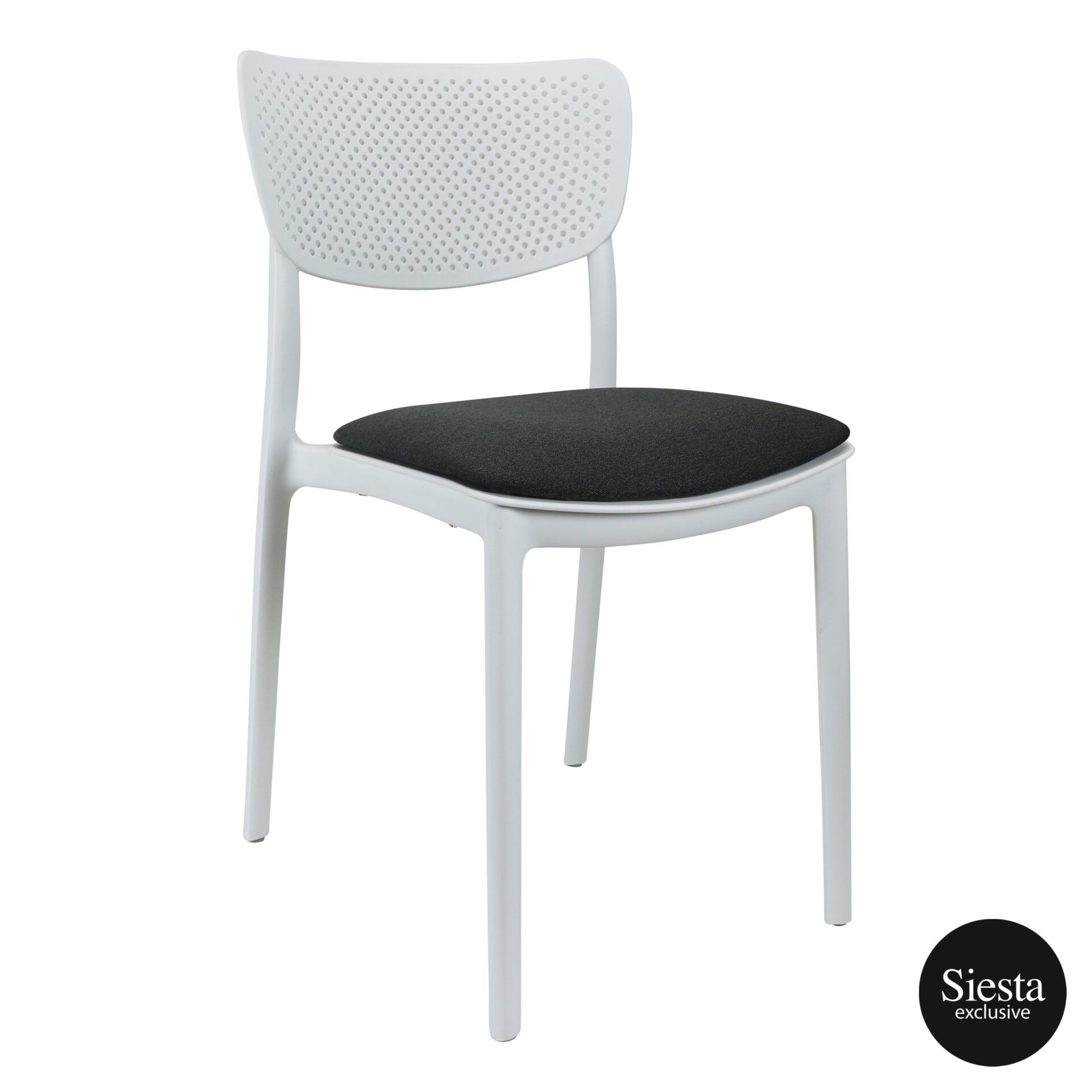 lucy chair white c6a