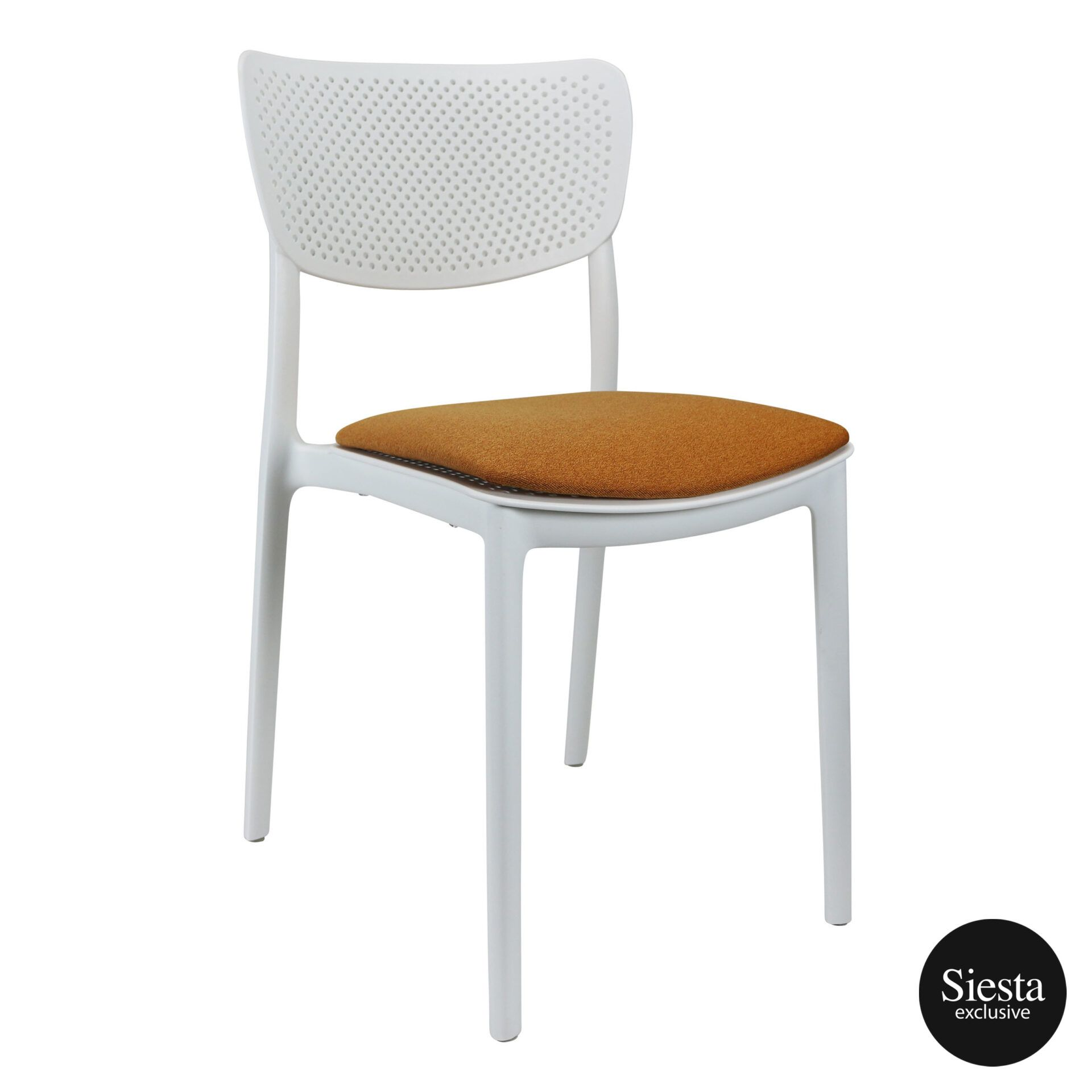 lucy chair white c7a