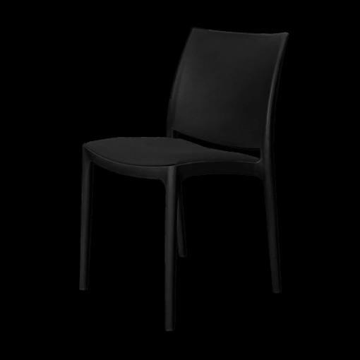 mayachair cushion black