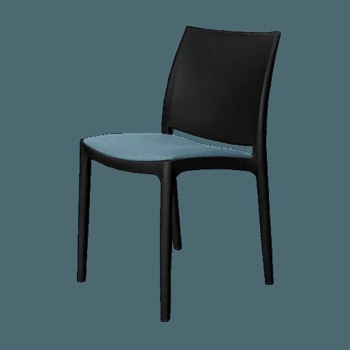 mayachair cushion blue