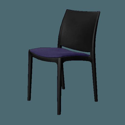 mayachair cushion darkblue