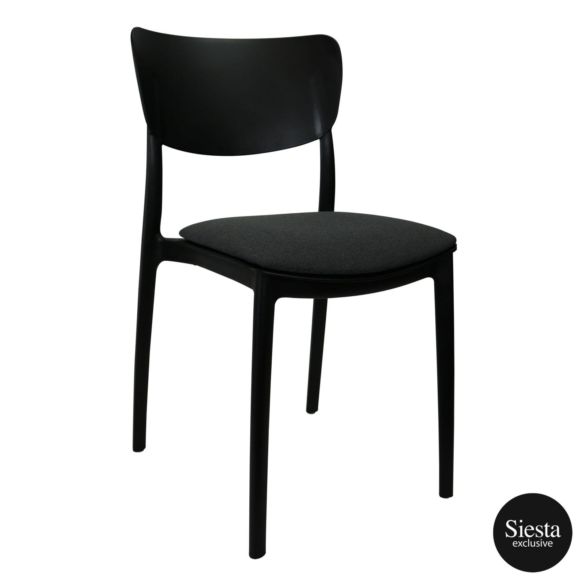 monna chair black c2a