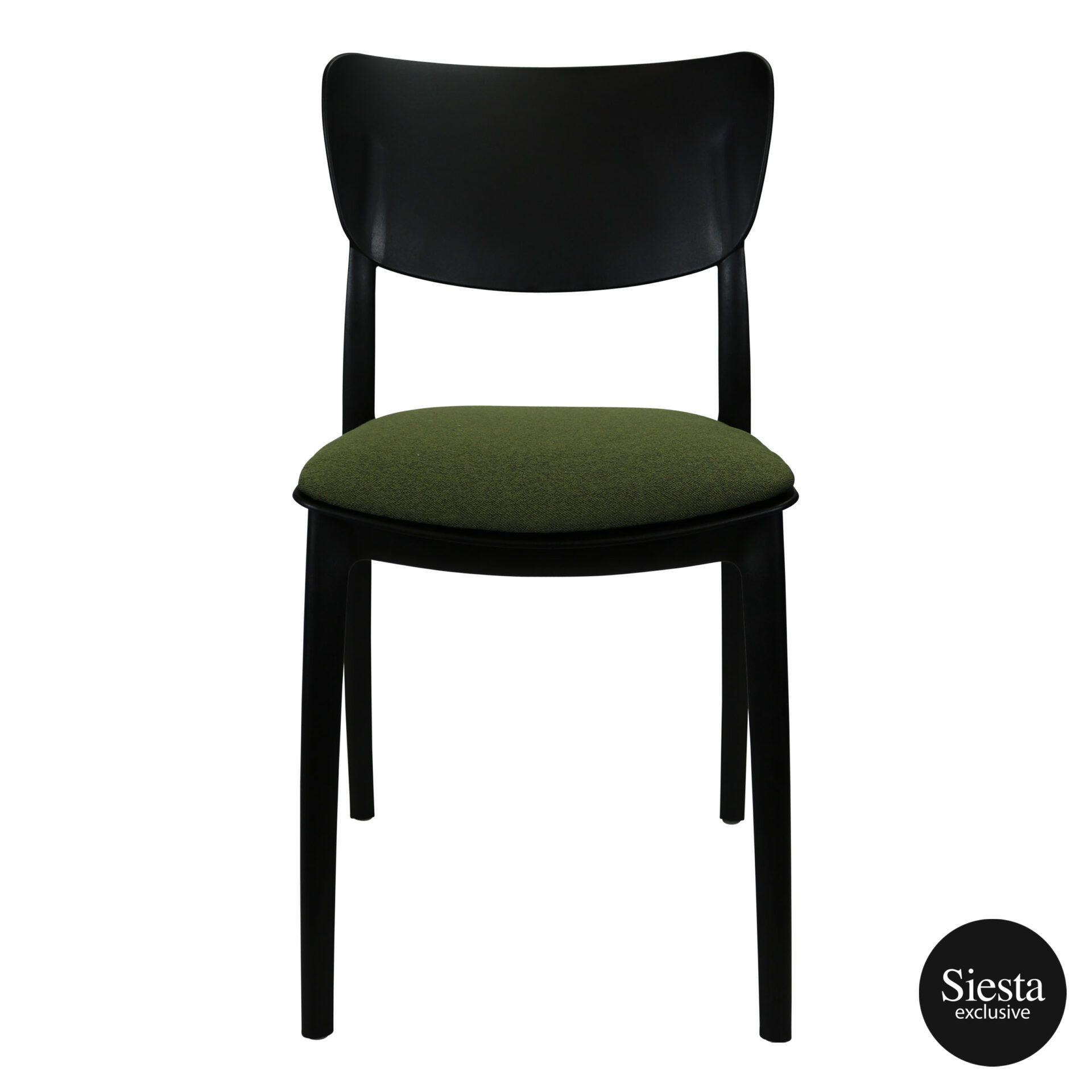 monna chair black c3