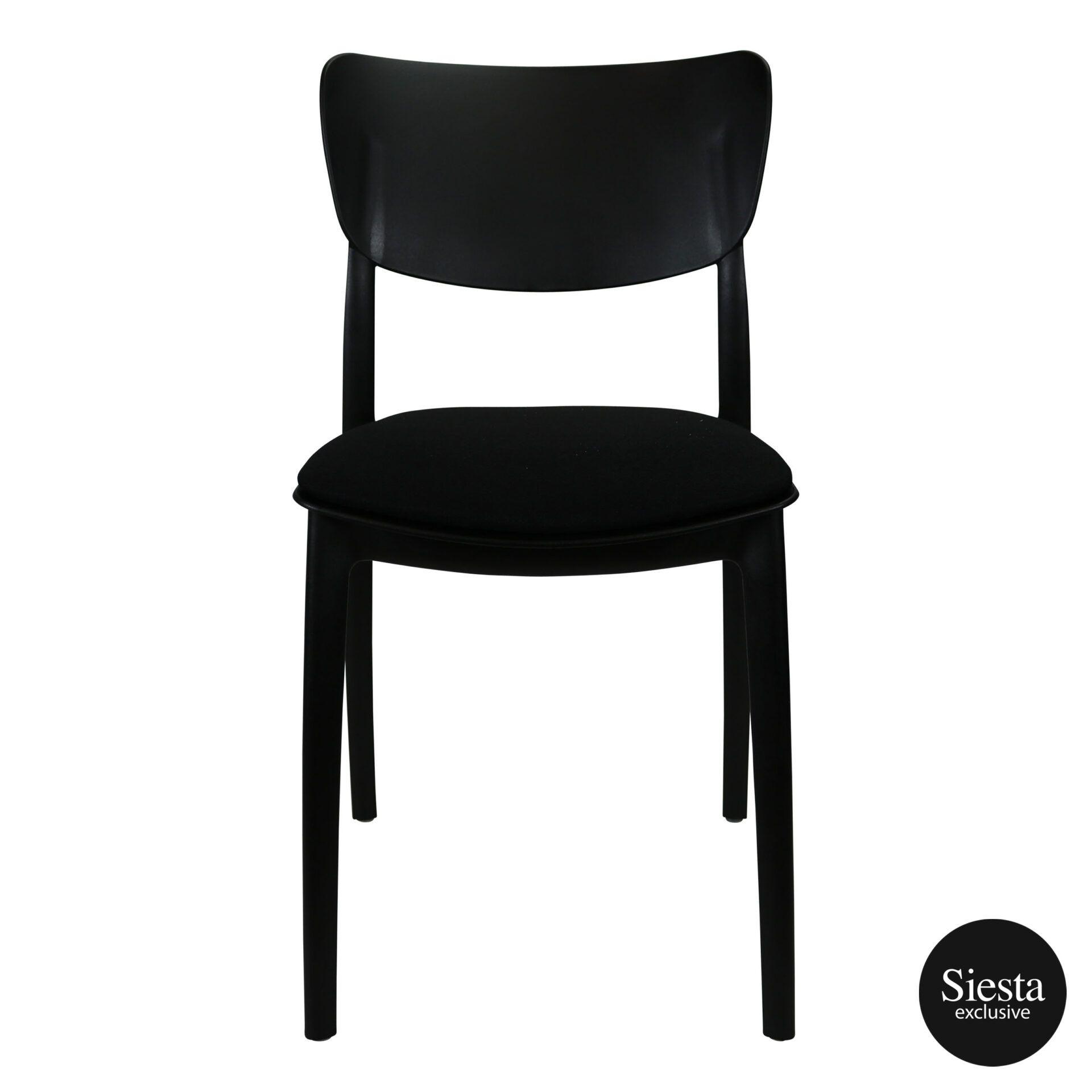 monna chair black c4