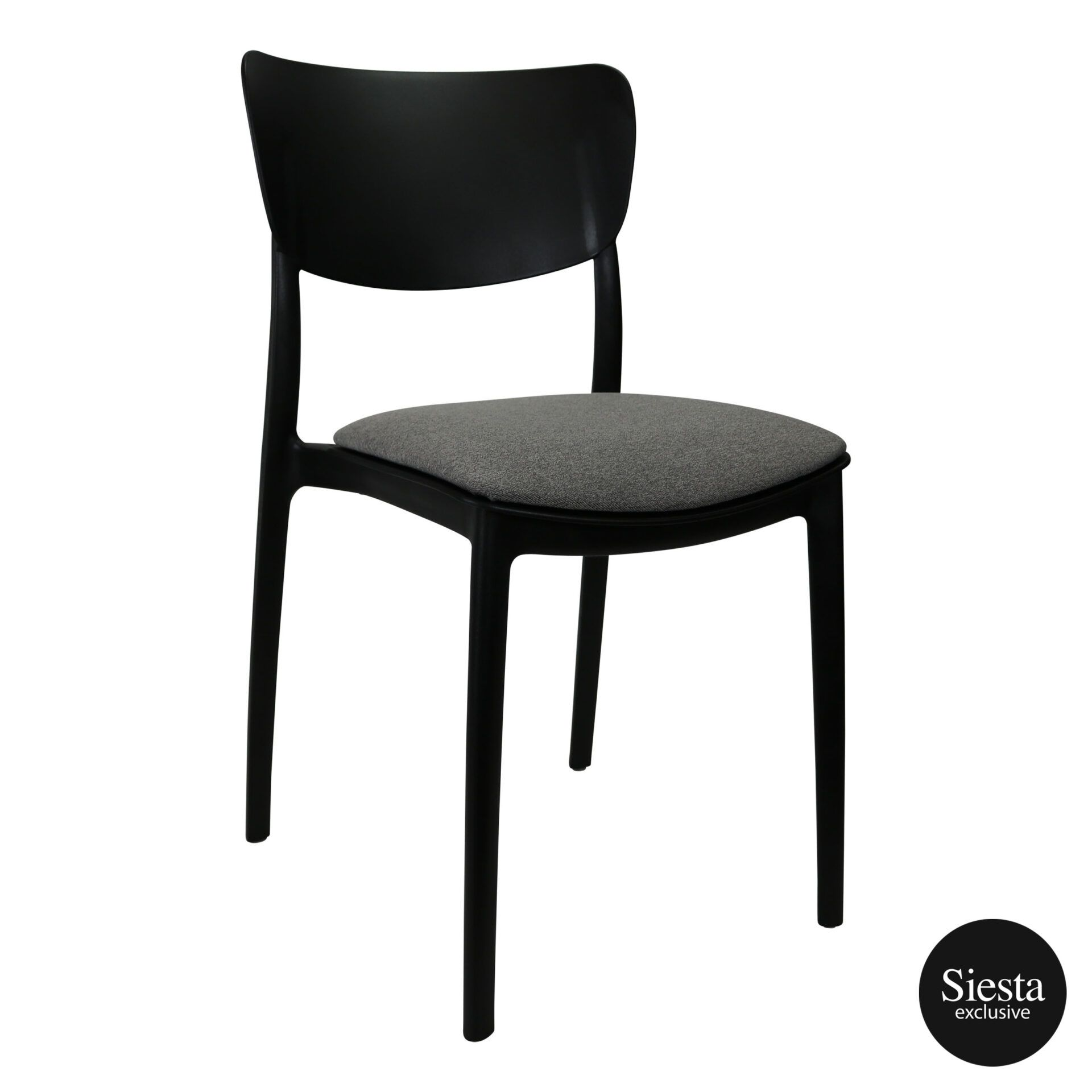 monna chair black c5a