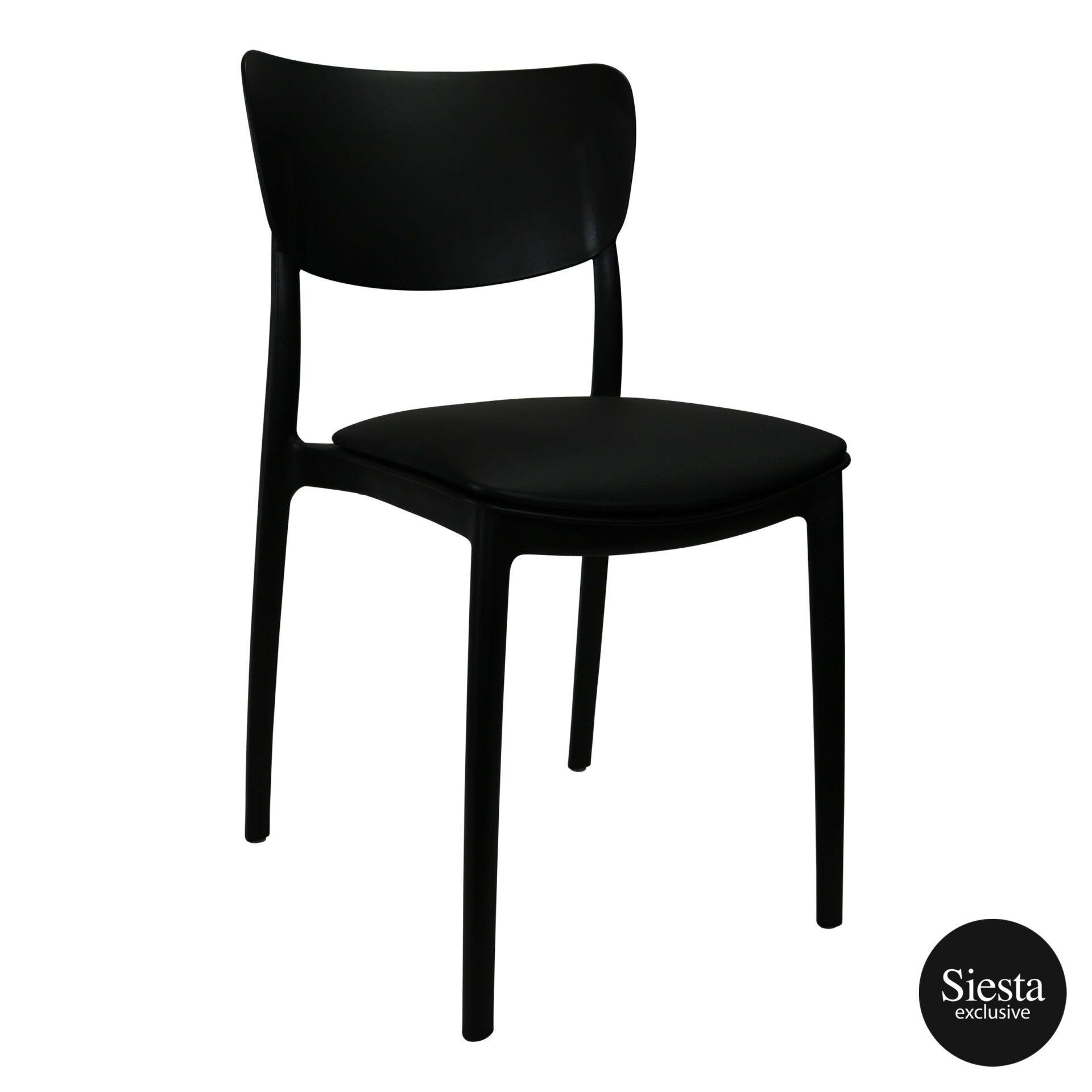 monna chair black c7a
