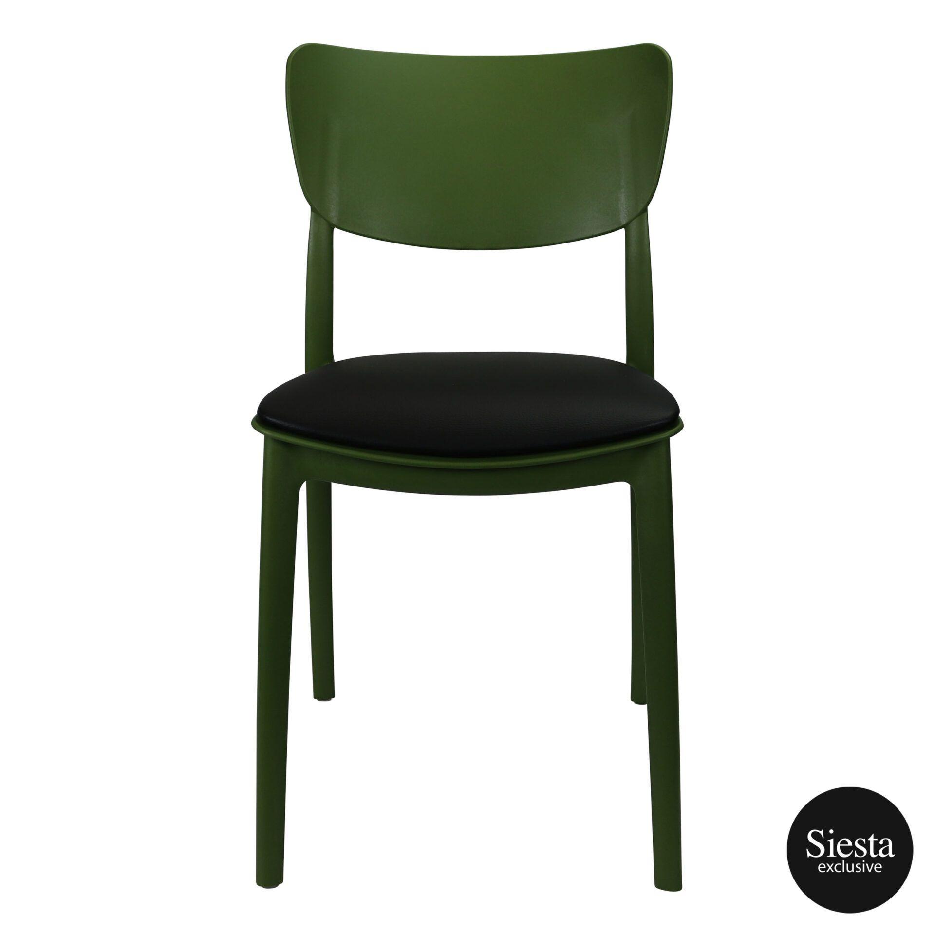 monna chair olivegreen c7