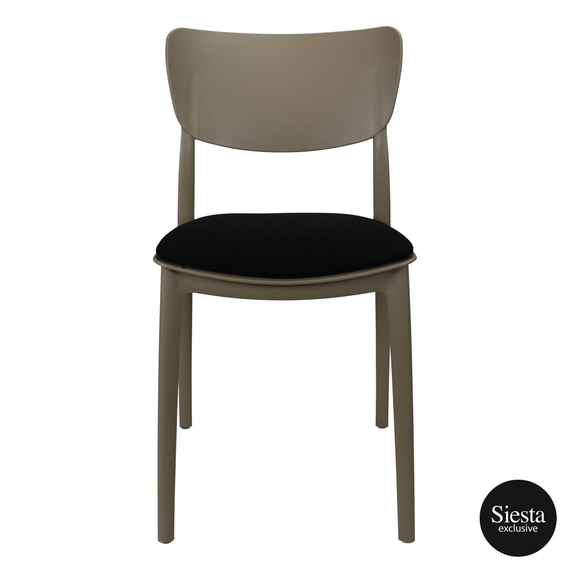 monna chair taupe c5