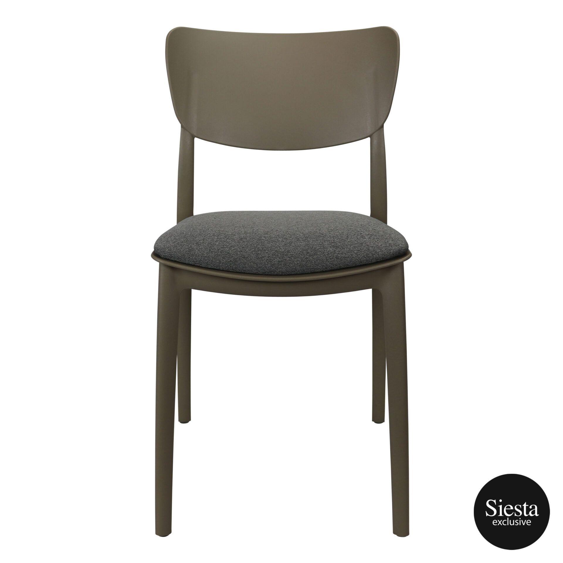 monna chair taupe c6