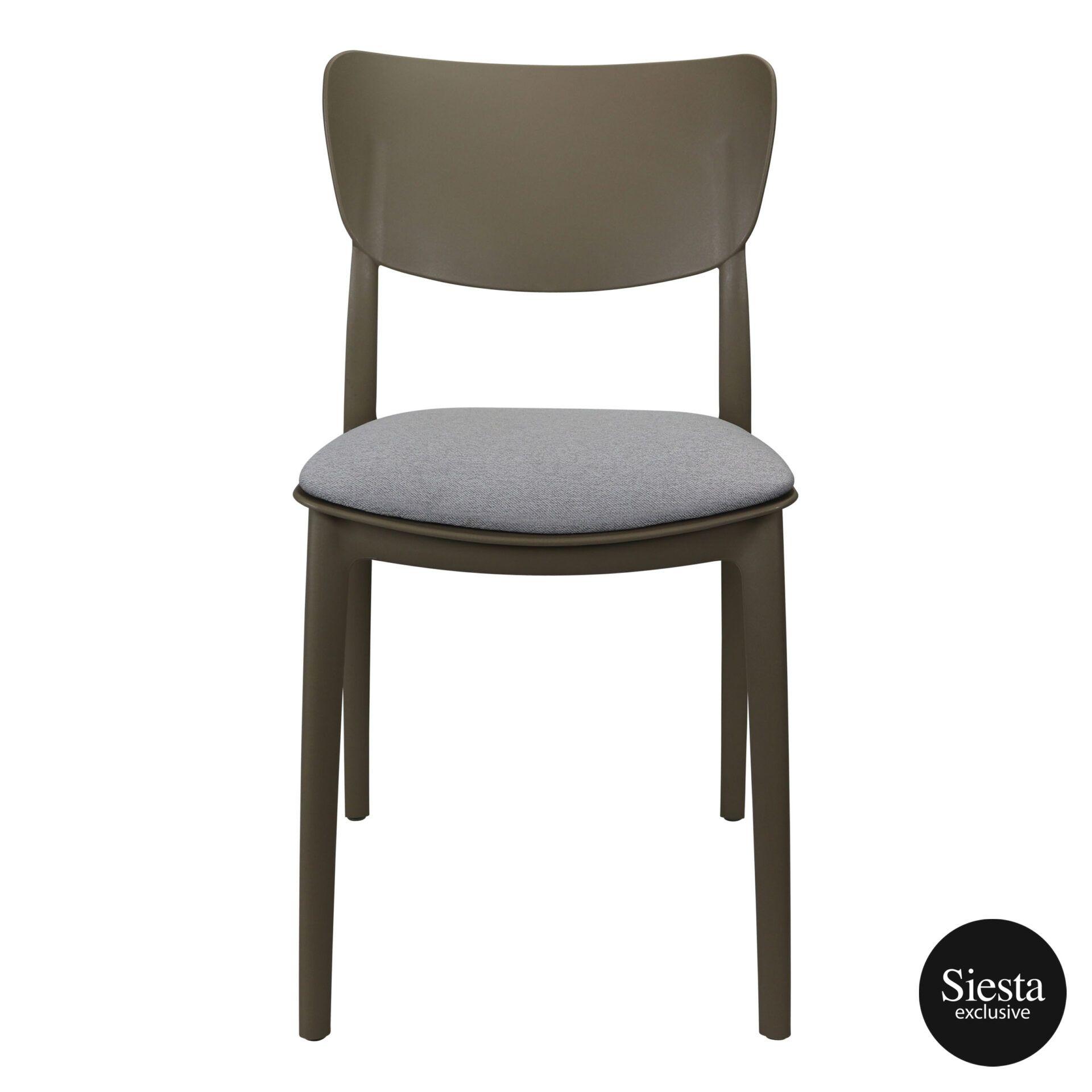 monna chair taupe c7