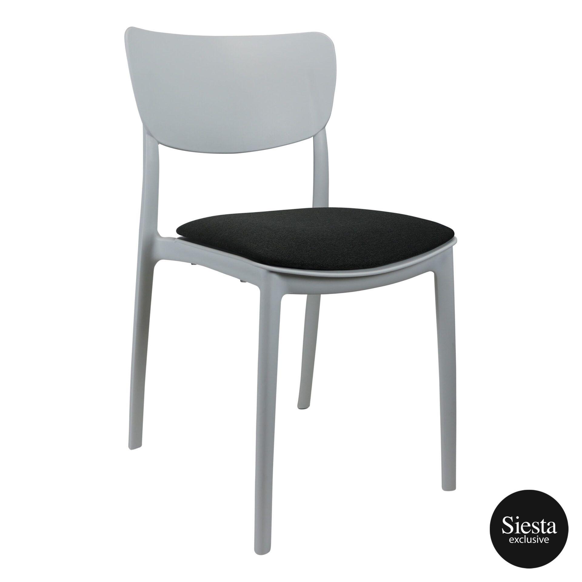 monna chair white c1a