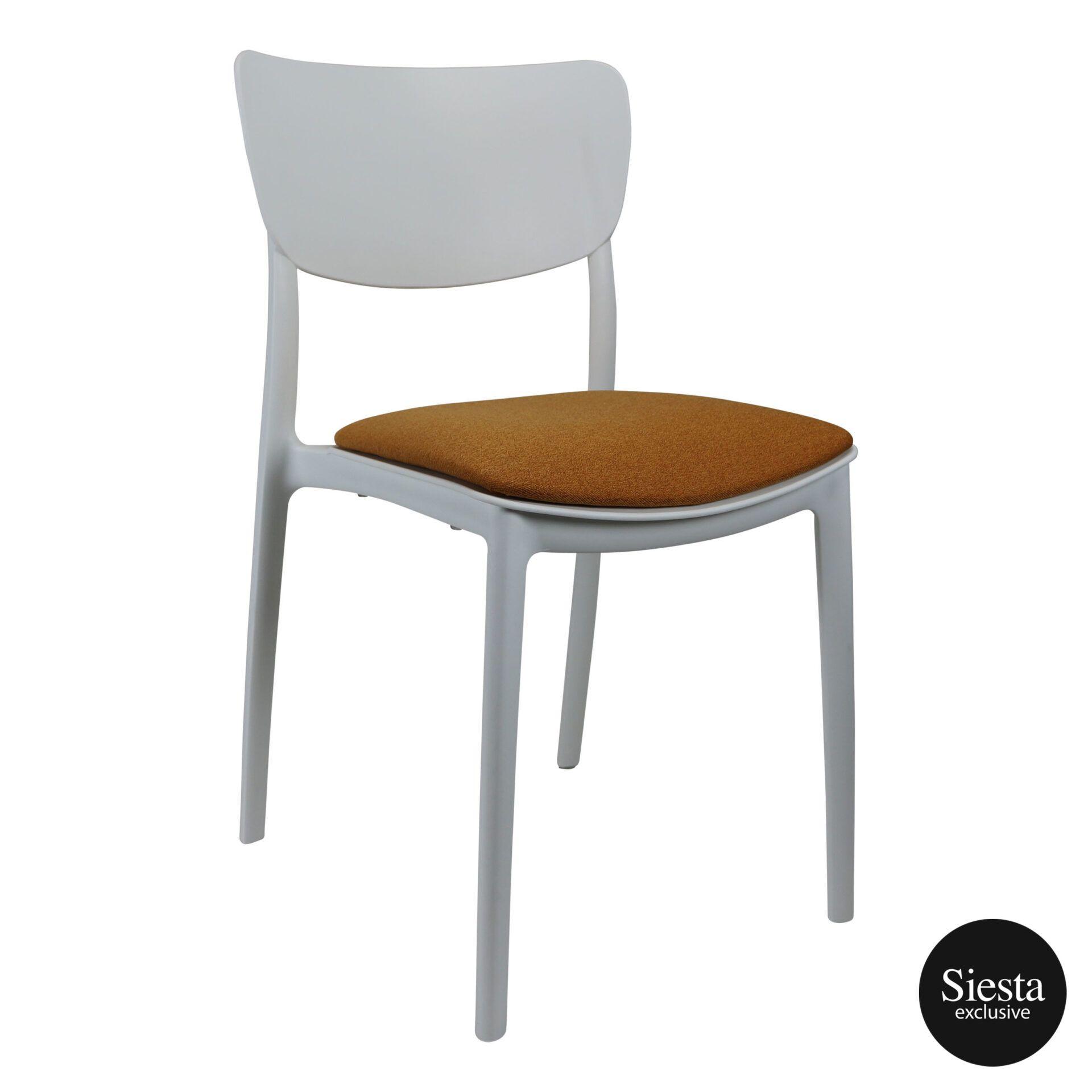 monna chair white c2a