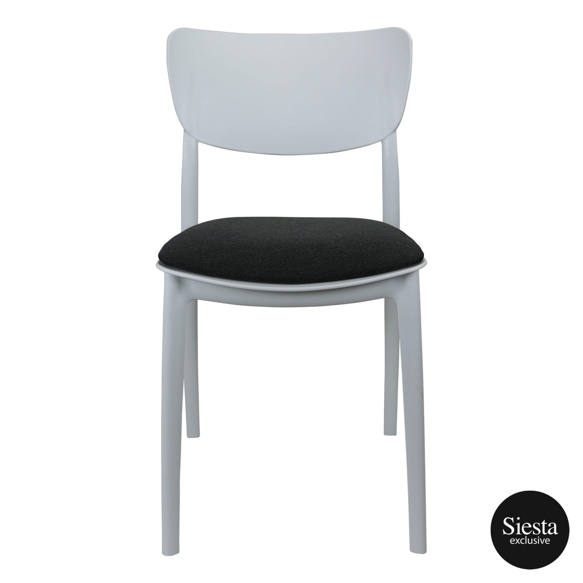 monna chair white c3
