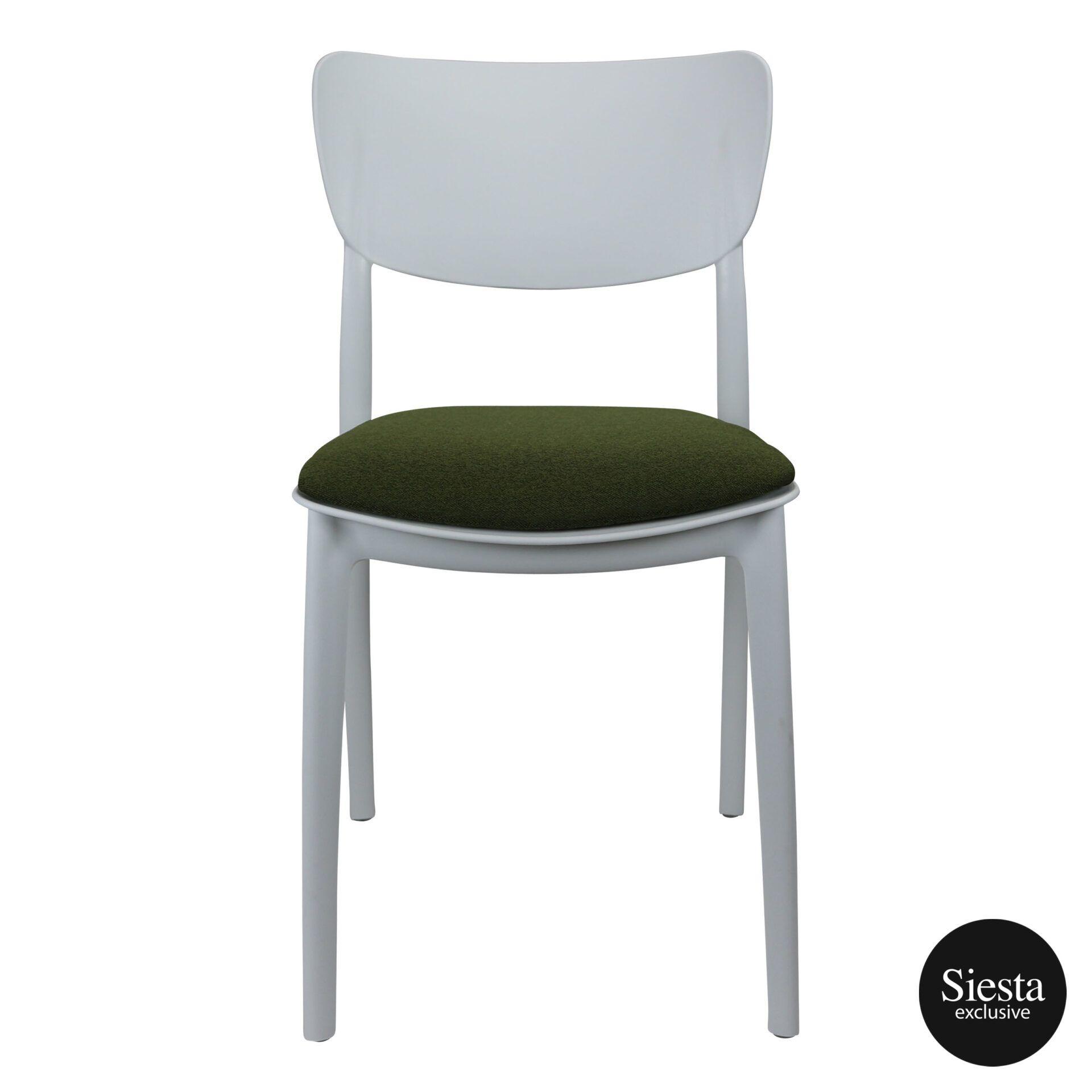 monna chair white c4