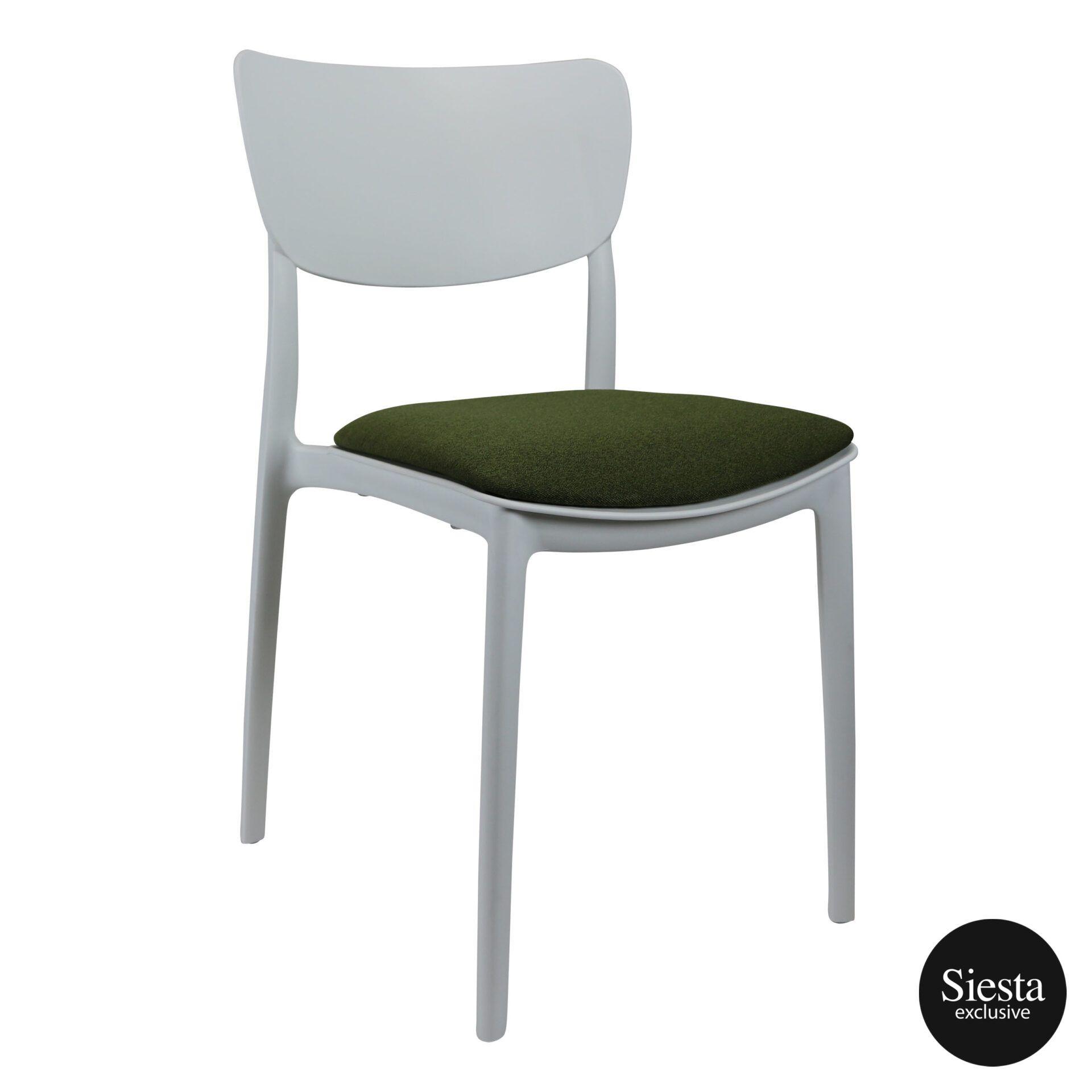 monna chair white c4a