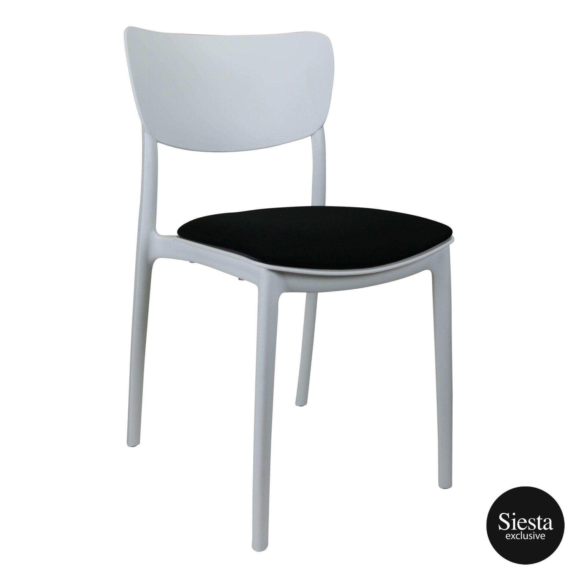 monna chair white c5a