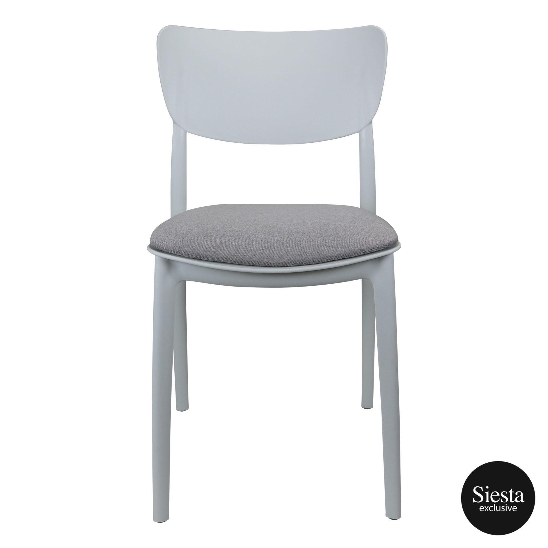 monna chair white c6