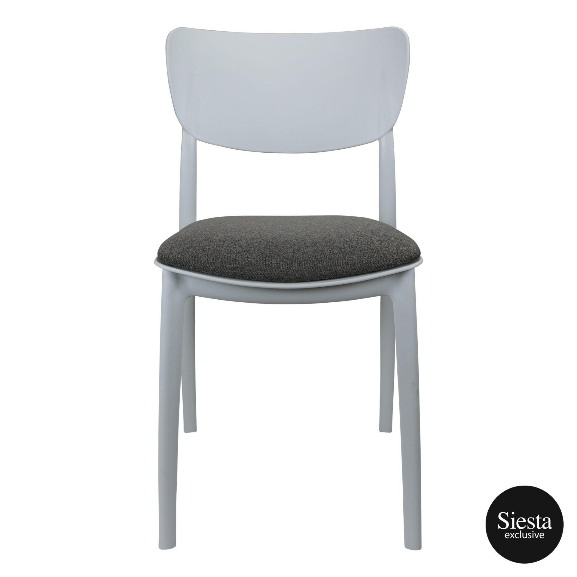 monna chair white c7