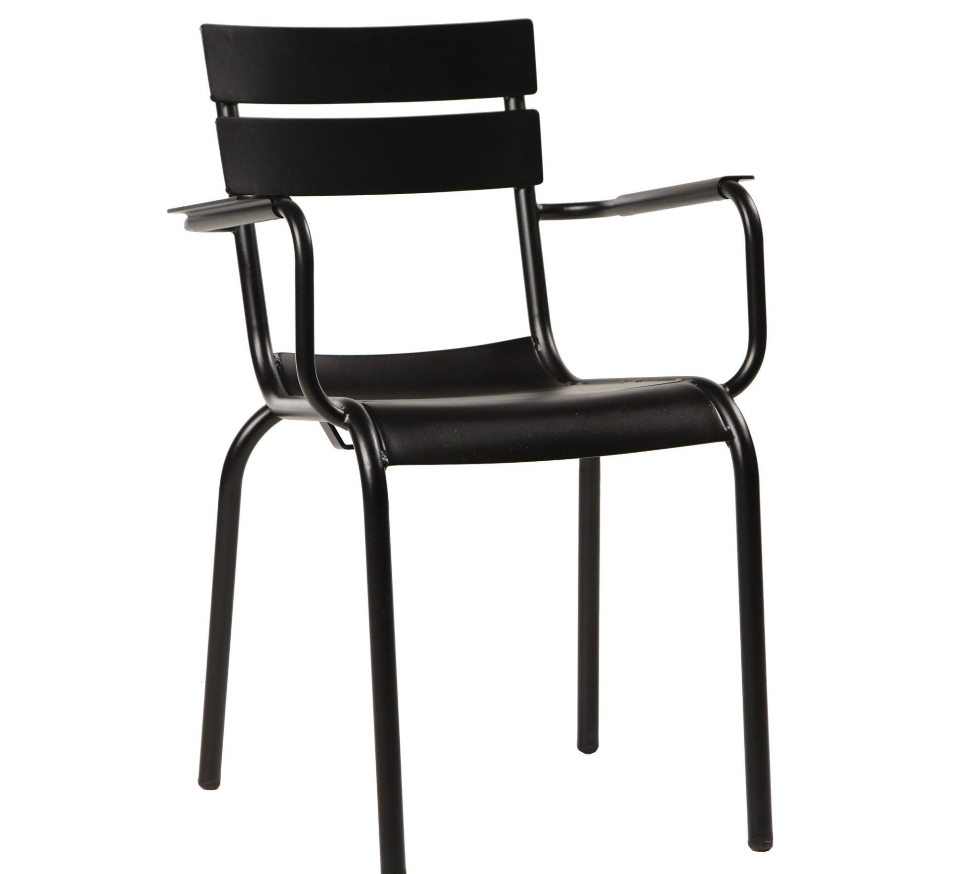 porto armchair black