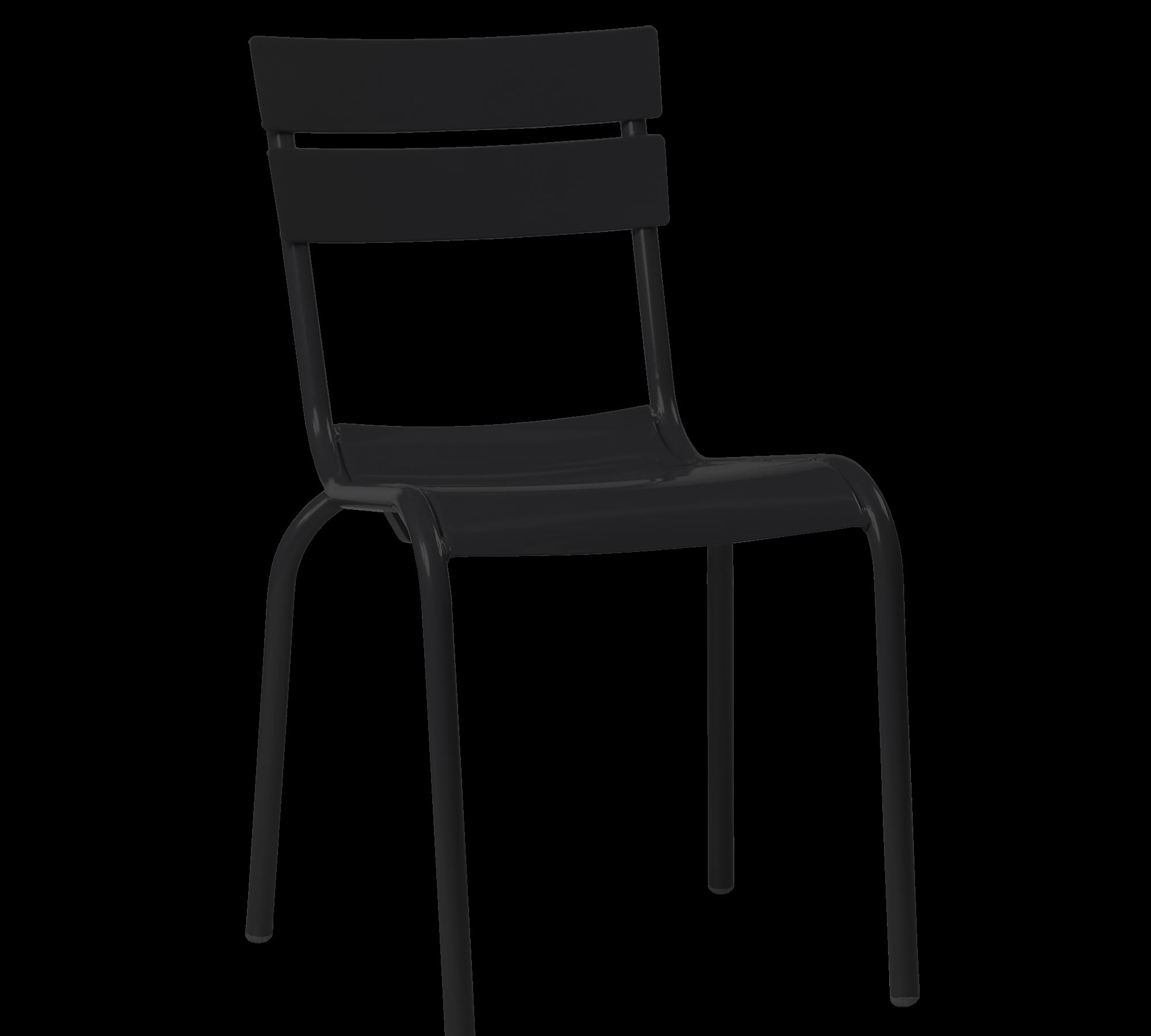 porto chair black