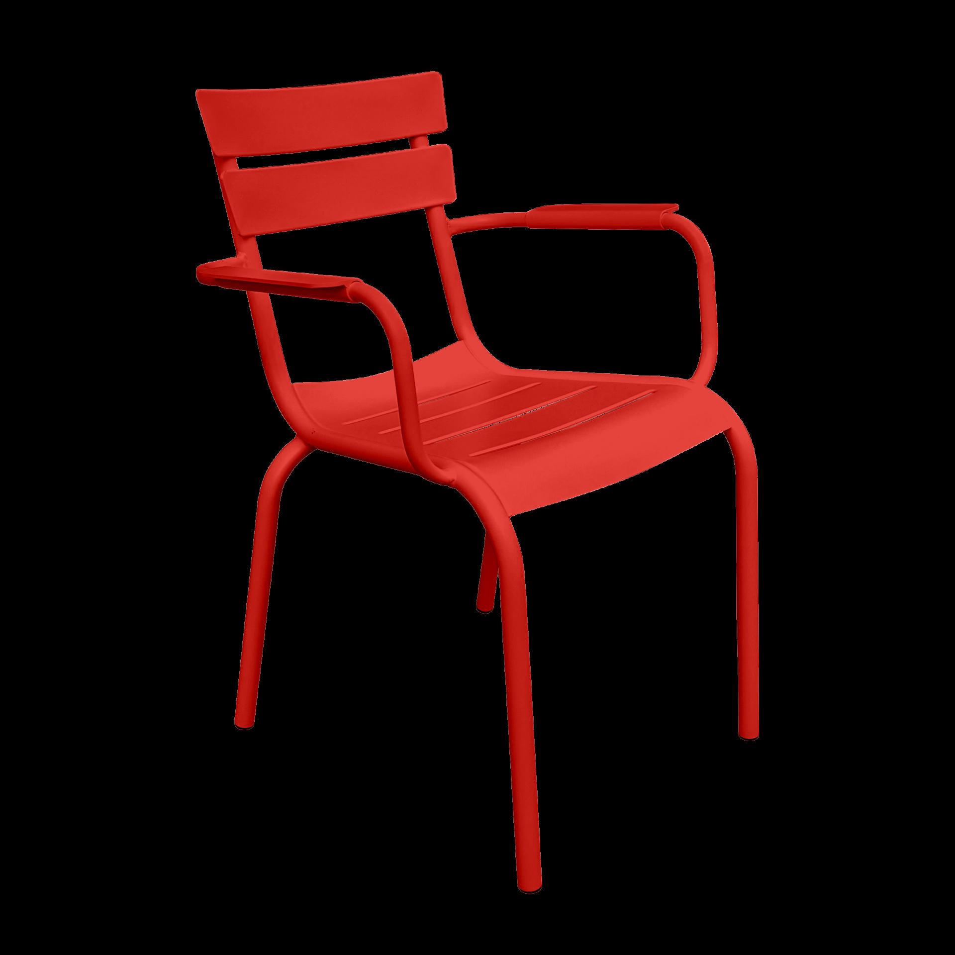 portoarmchair red 1