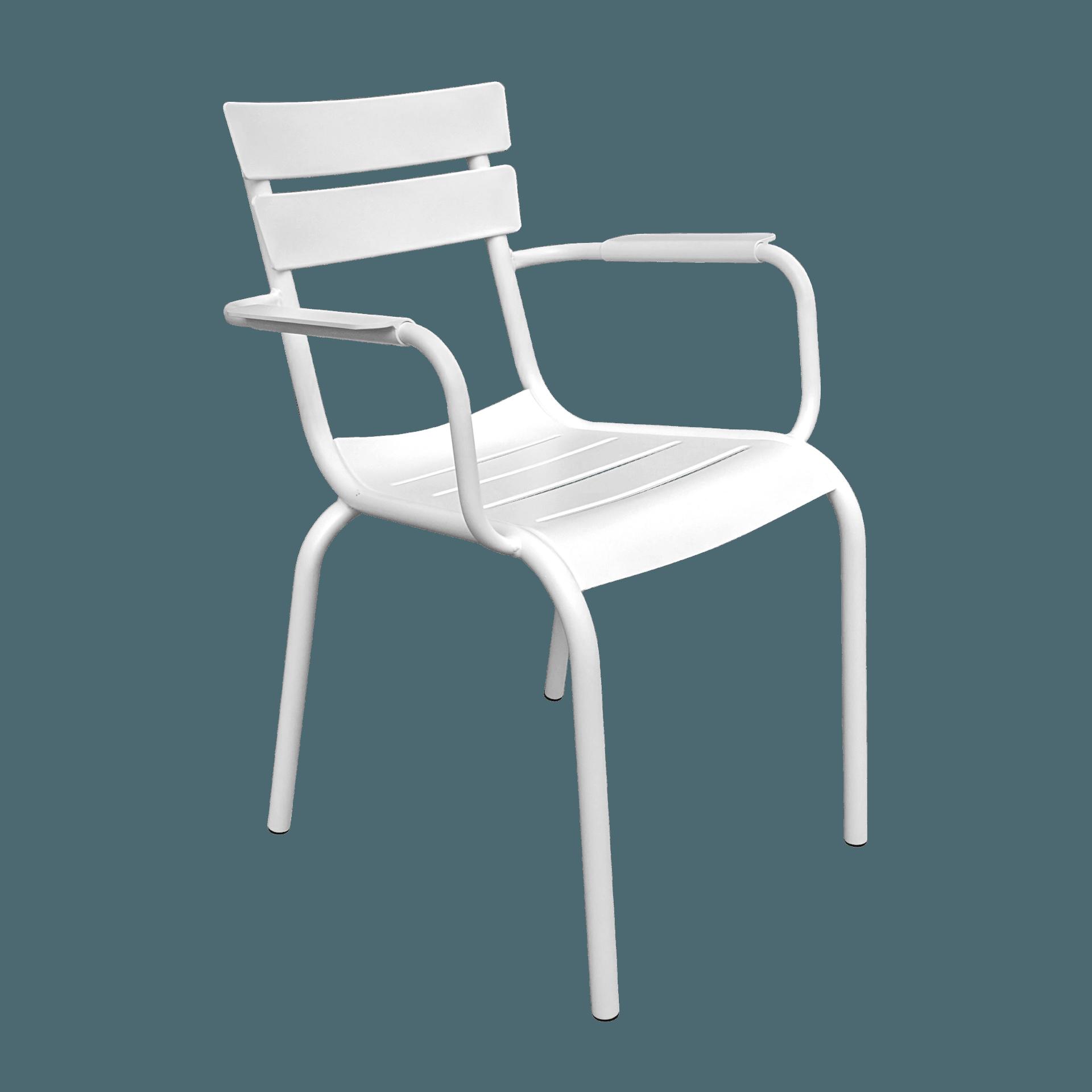 portoarmchair white 1