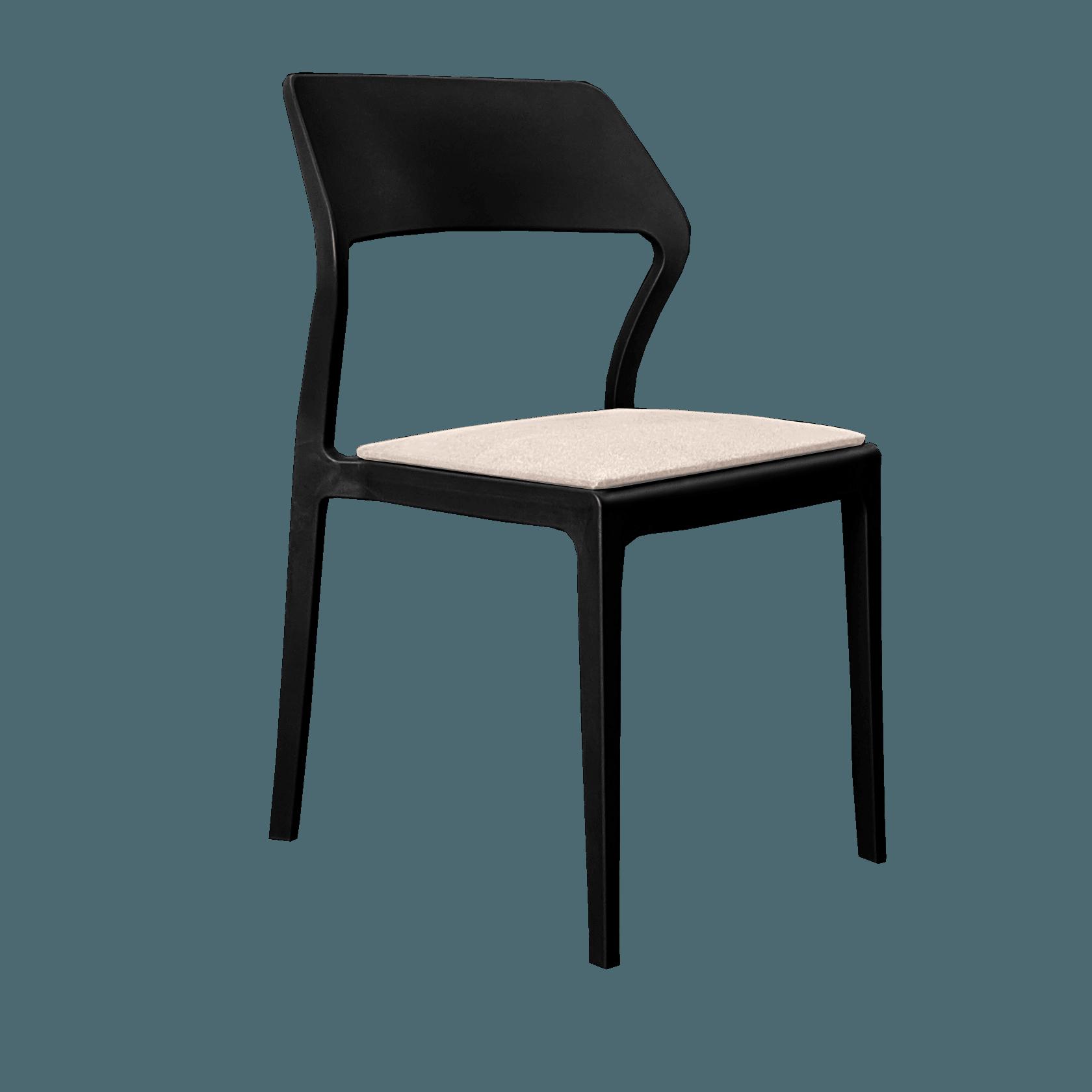snowchair cushion darkbeige