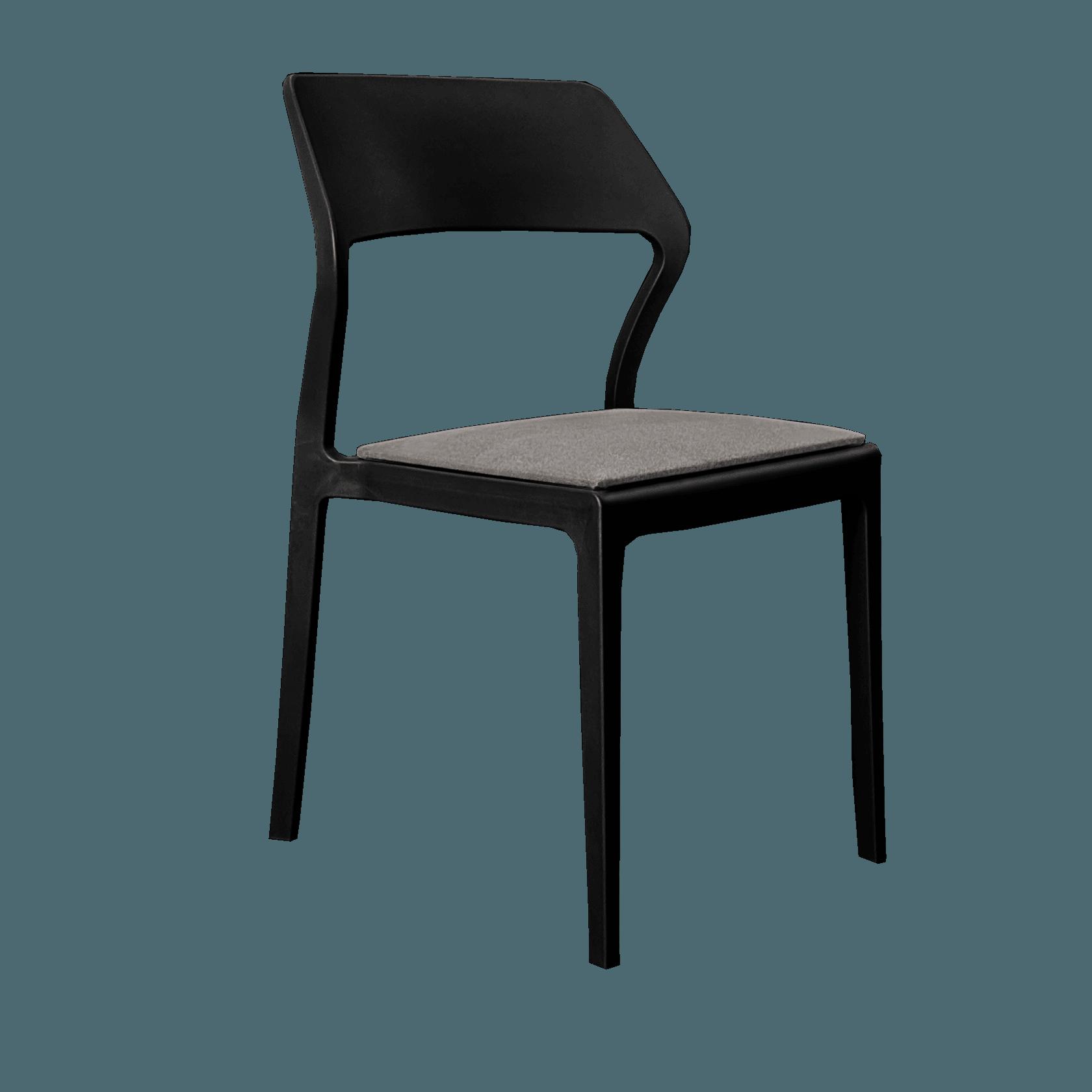 snowchair cushion grey