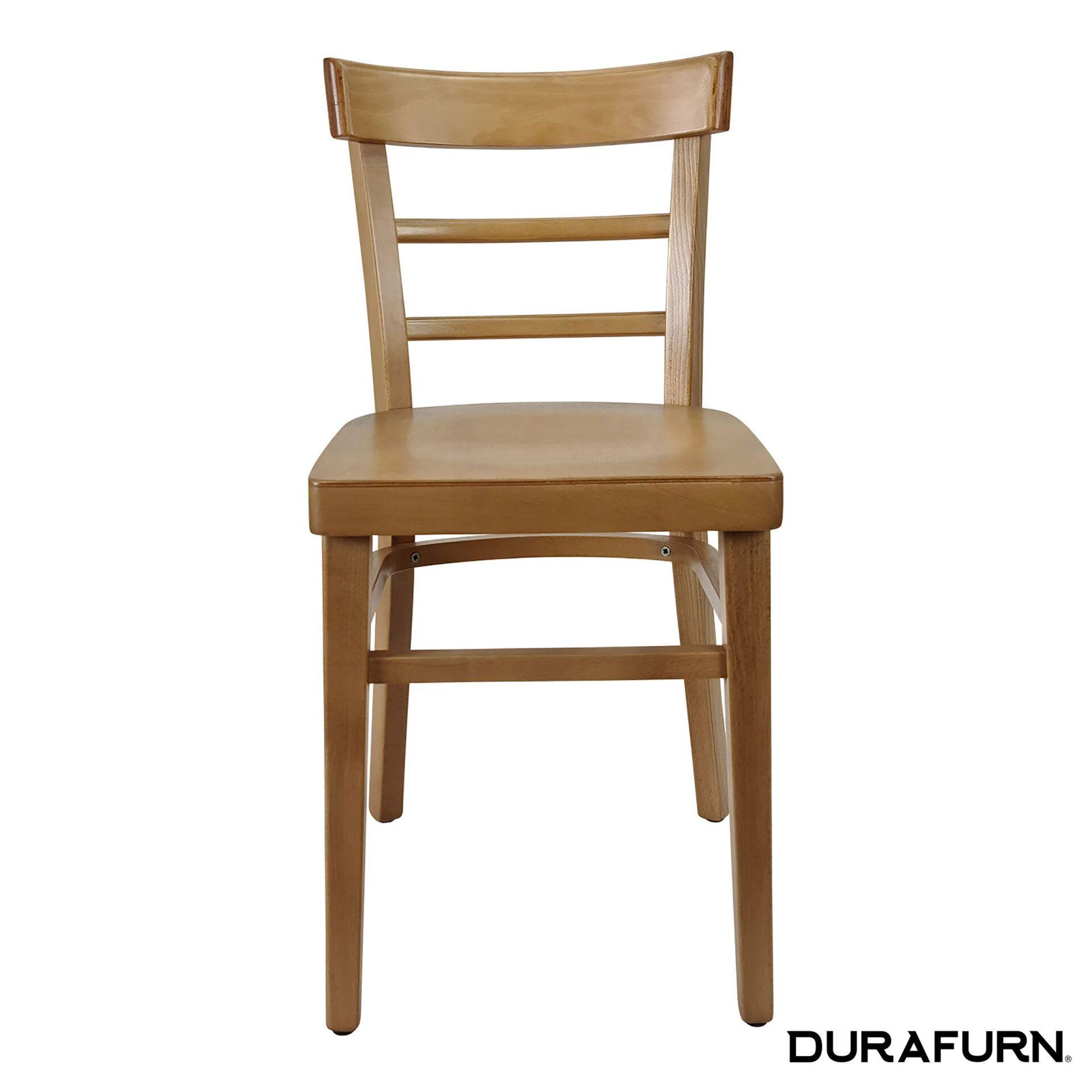vienna chair natural front