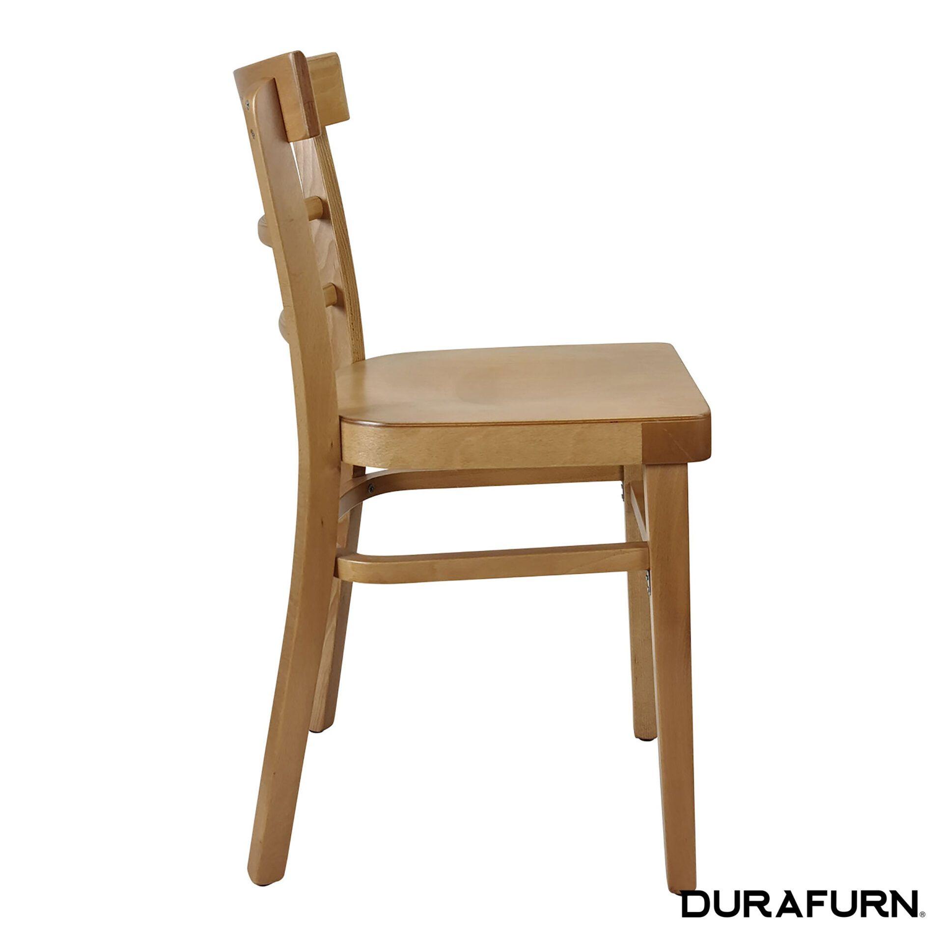 vienna chair natural side