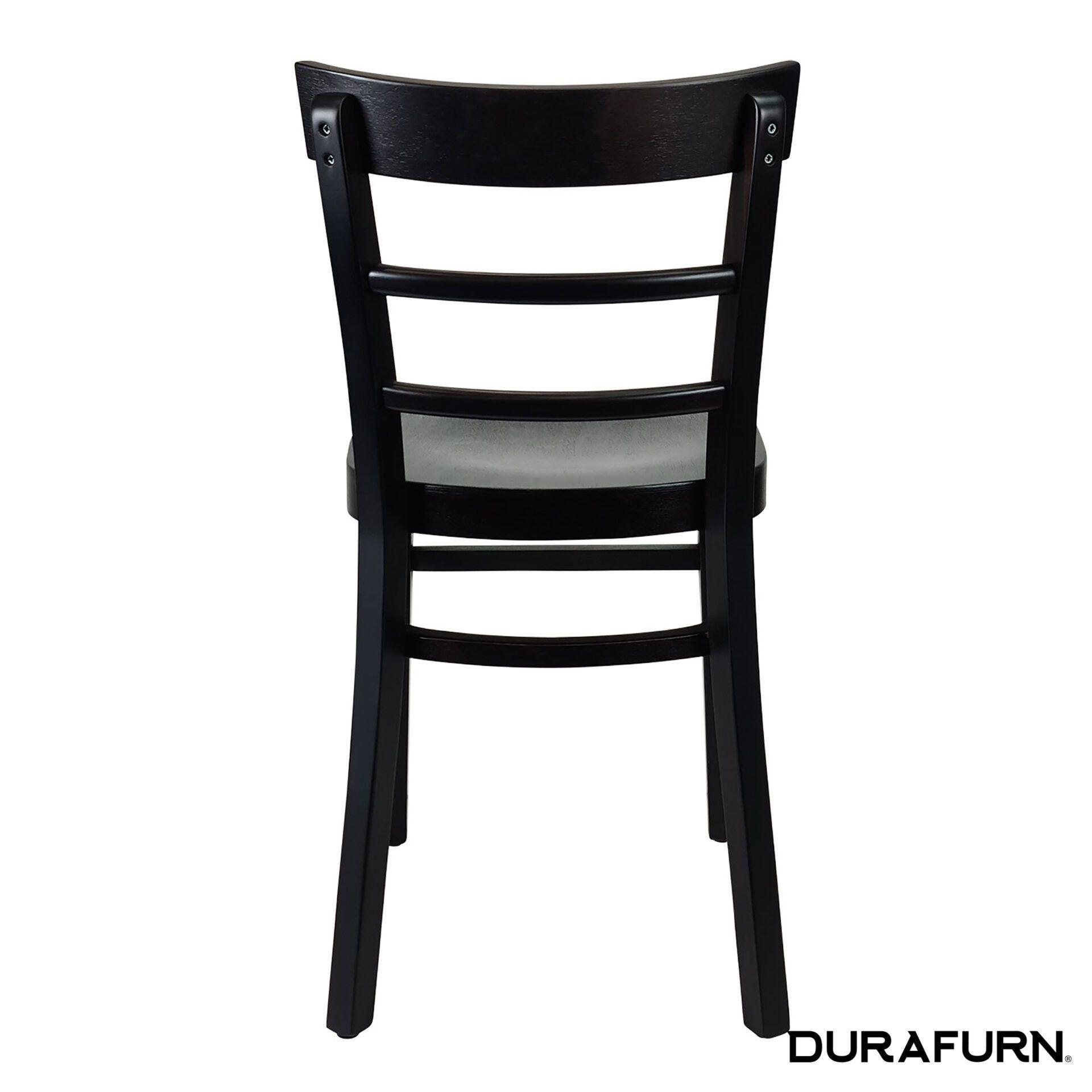 vienna chair wenge back
