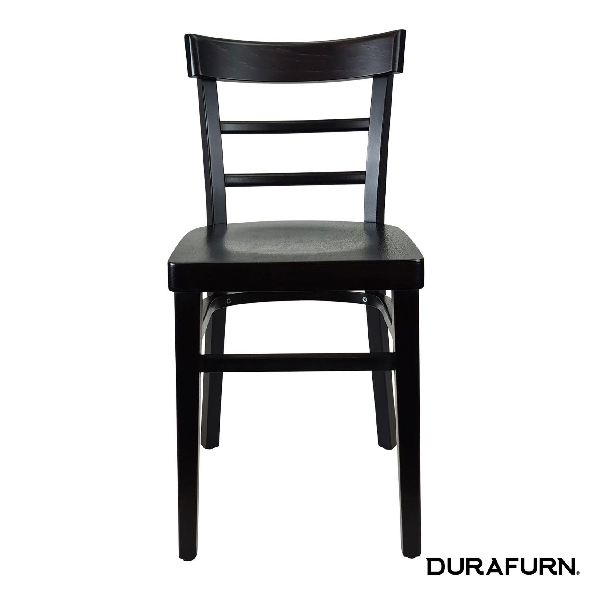 vienna chair wenge front