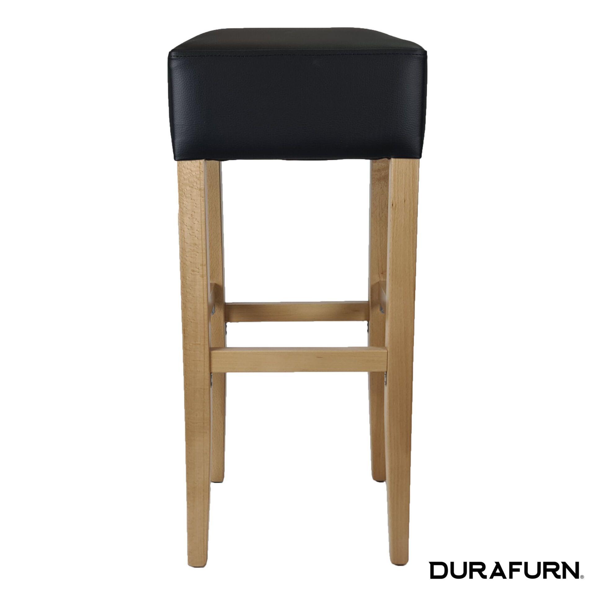 apollo stool natural front