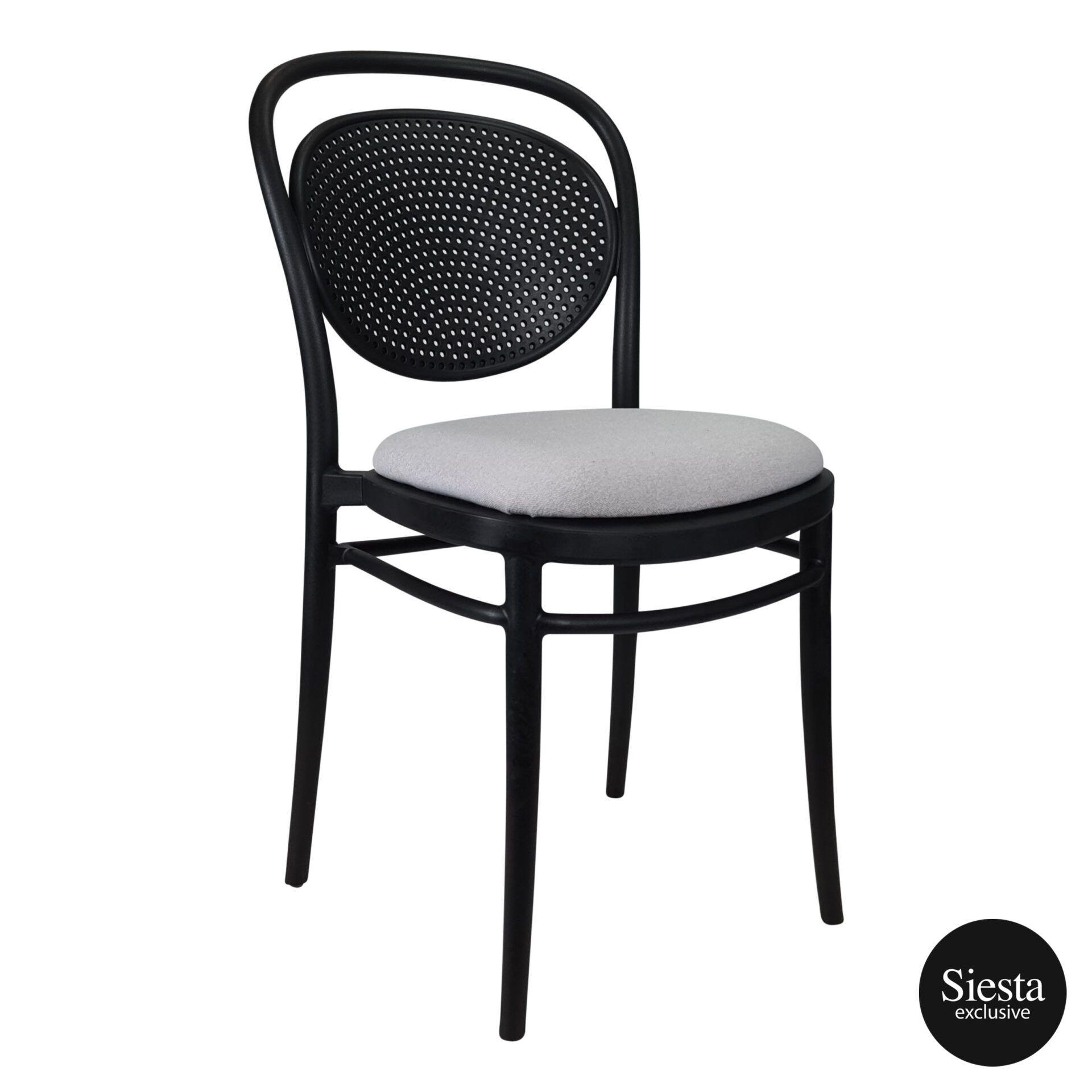 marcel chair black c6a