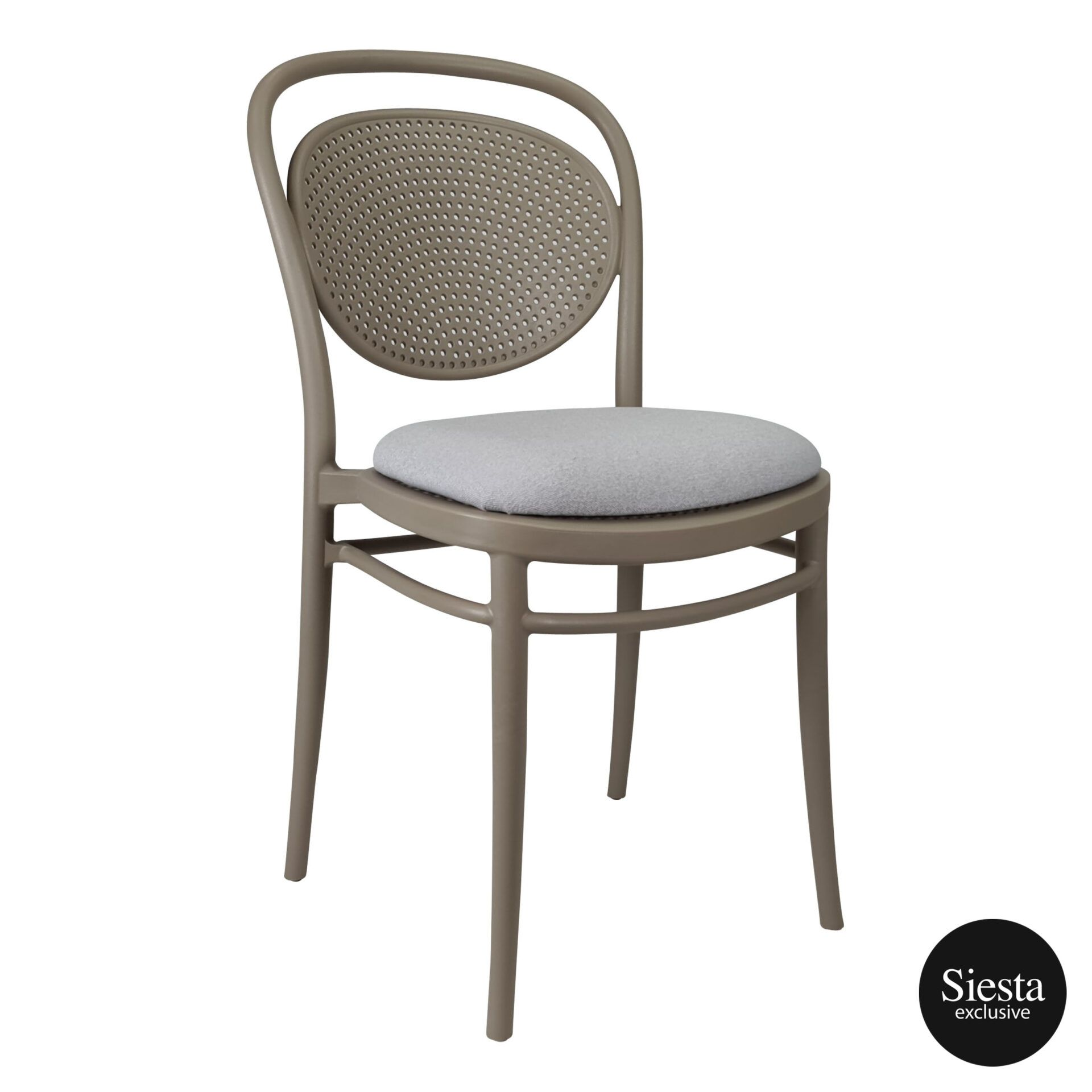 marcel chair taupe c6a