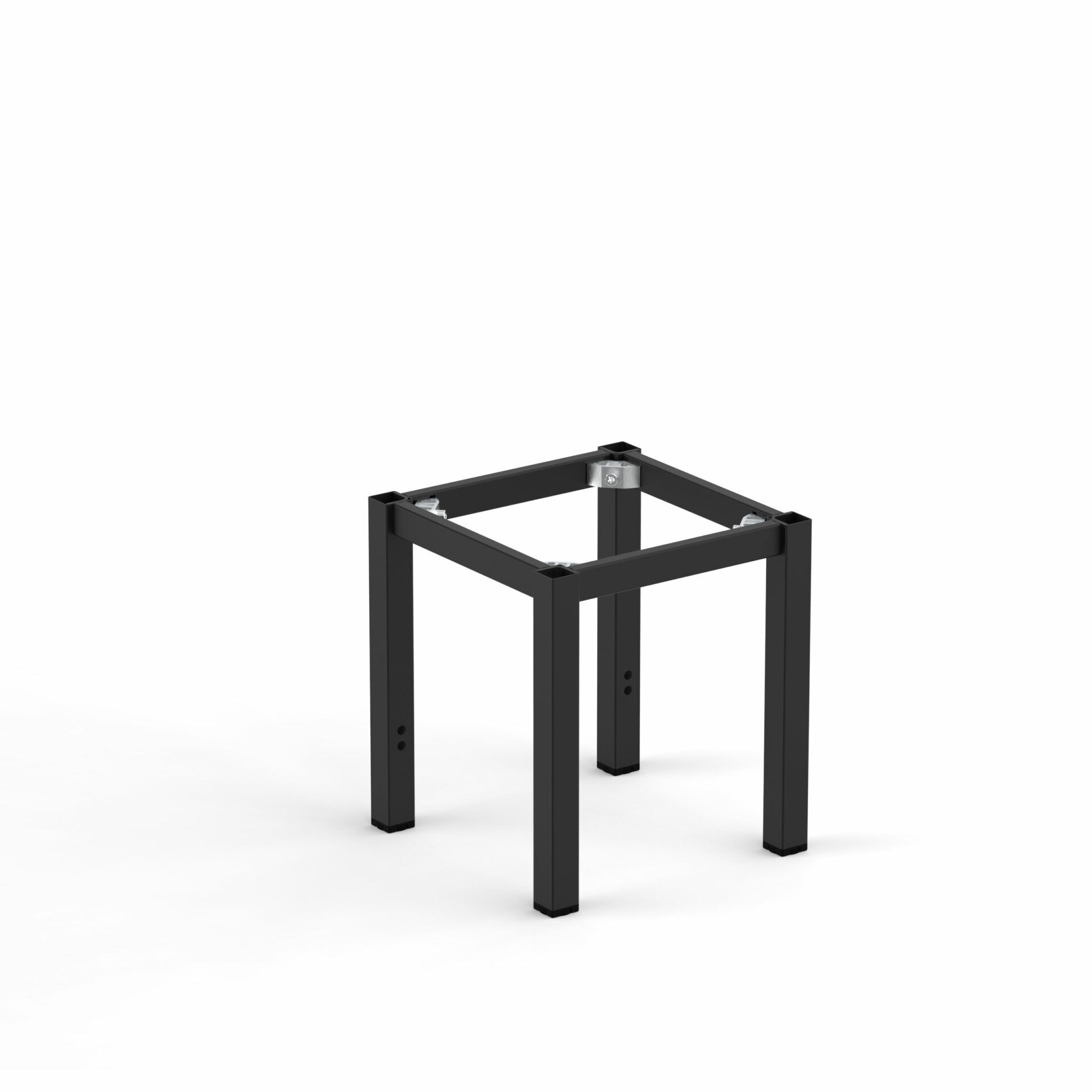 spireframe squareleg 420h 390x390 leg kit with plugs1
