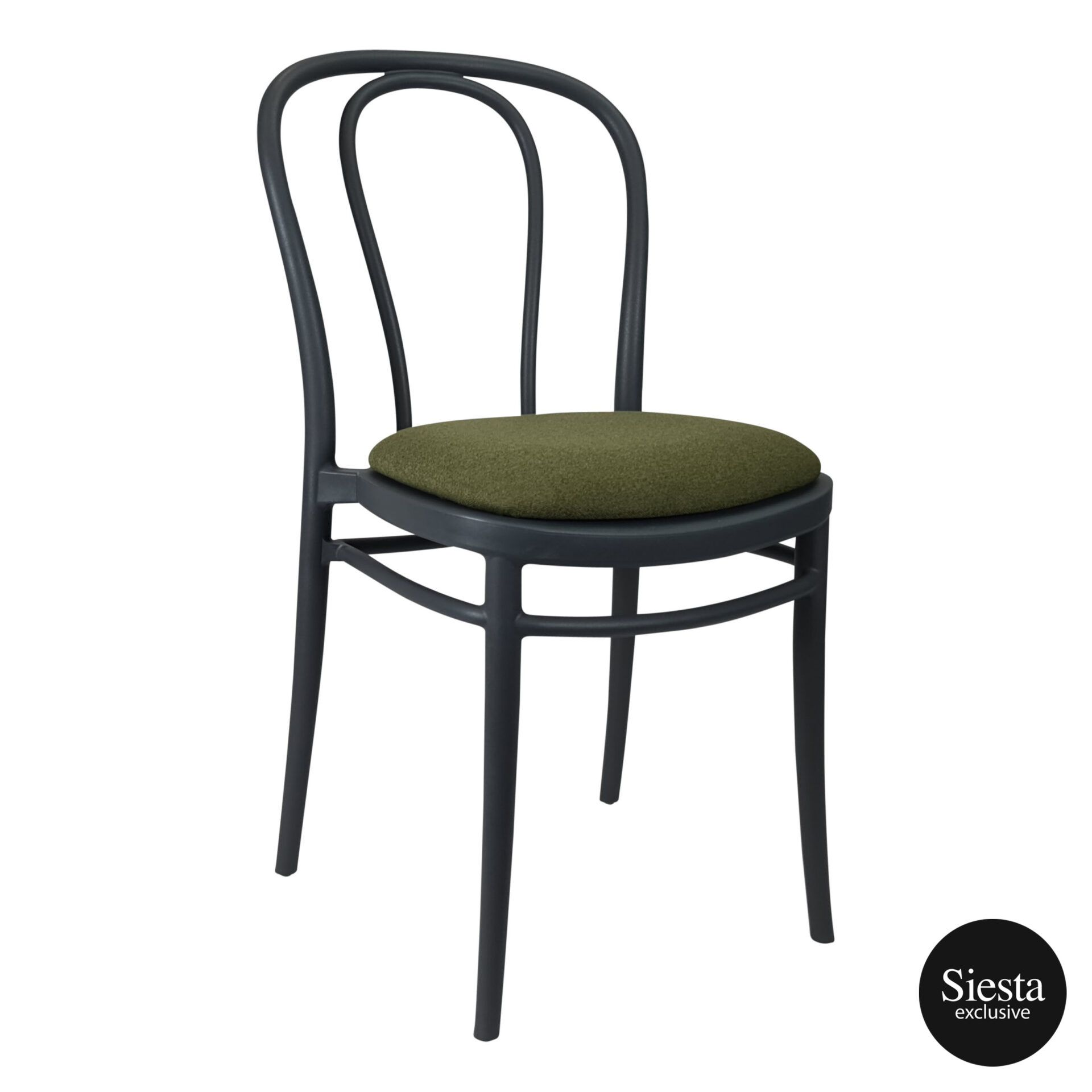 victor chair anthracite c2a